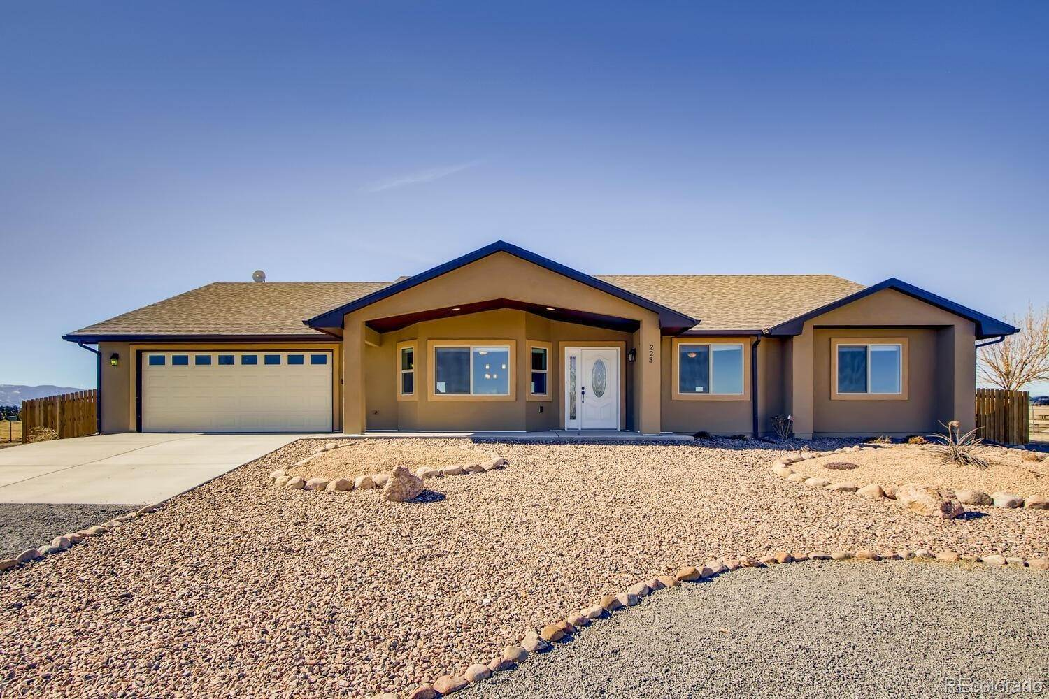 Single Family Homes for Sale at 223 S Montecito Drive Pueblo West, Colorado 81007 United States
