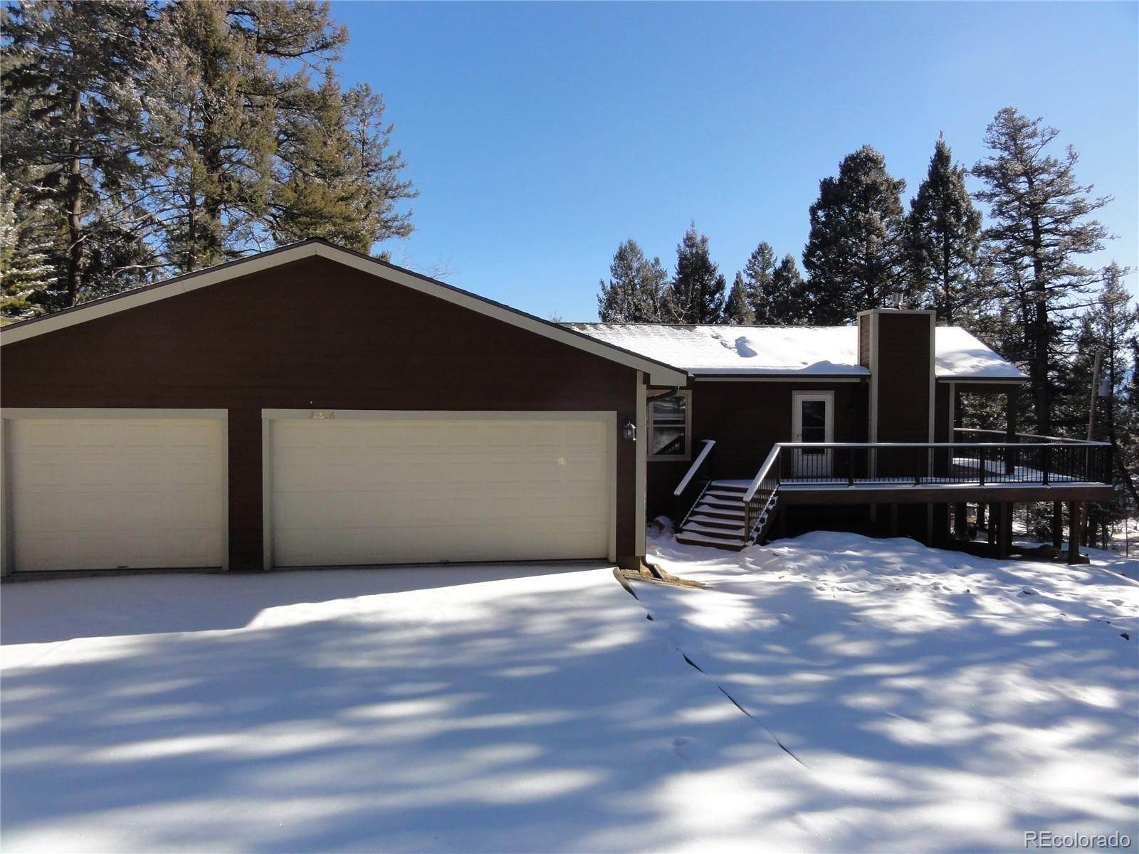 Single Family Homes at 30856 Kings Valley Way Conifer, Colorado 80433 United States