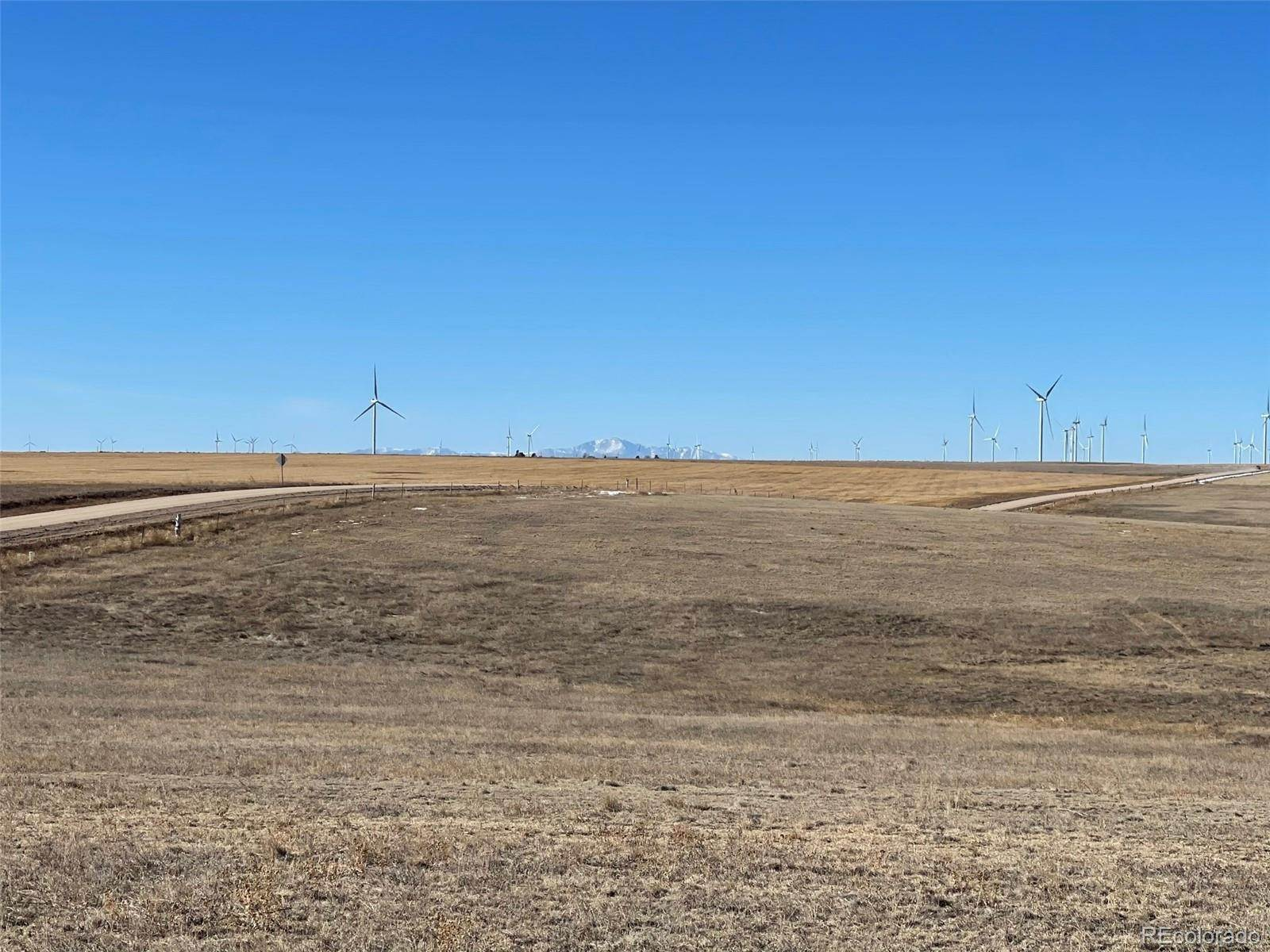Land for Sale at Elbert County Matheson, Colorado 80830 United States