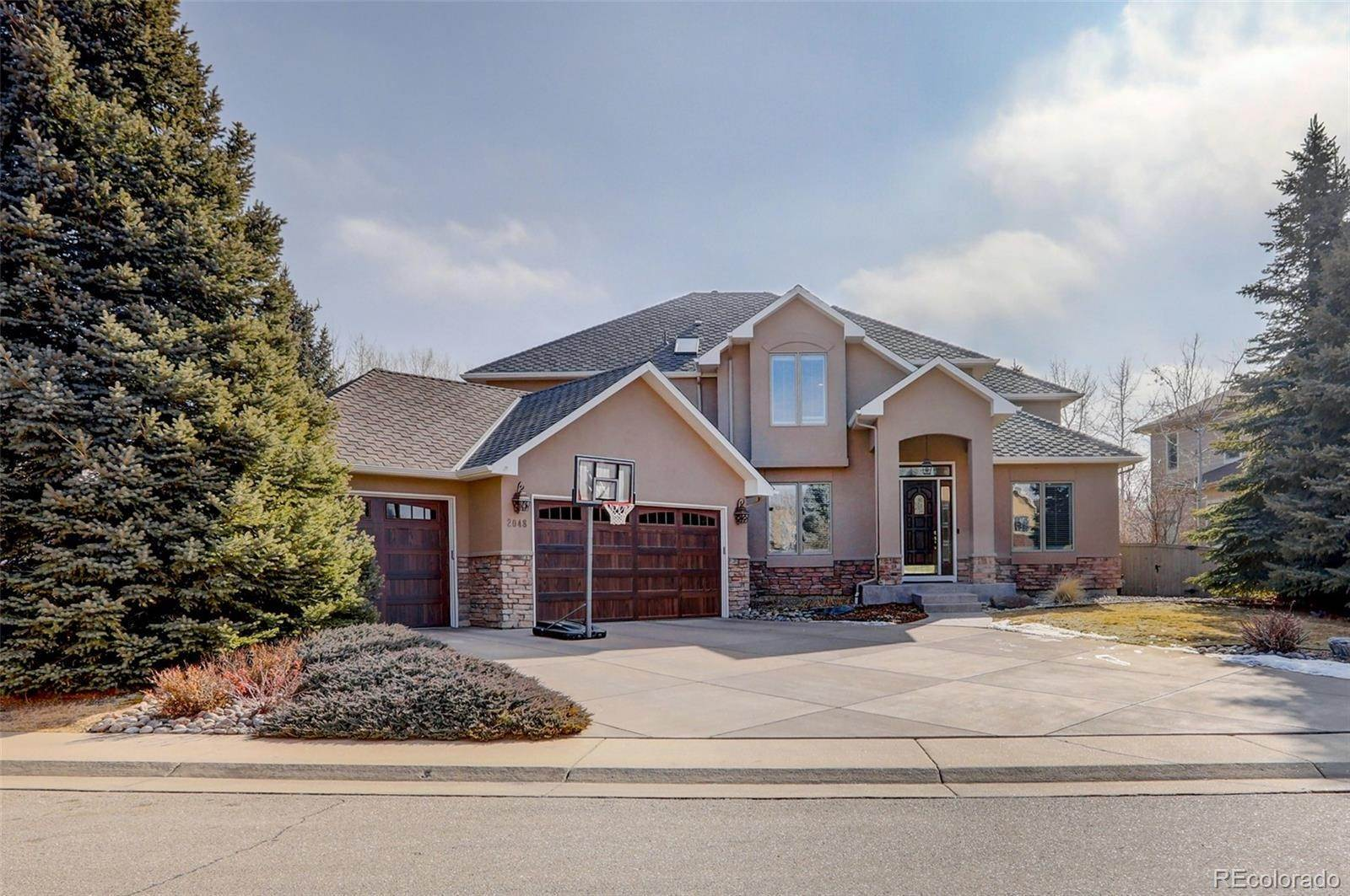Single Family Homes por un Venta en 2048 Apache Lane Lafayette, Colorado 80026 Estados Unidos
