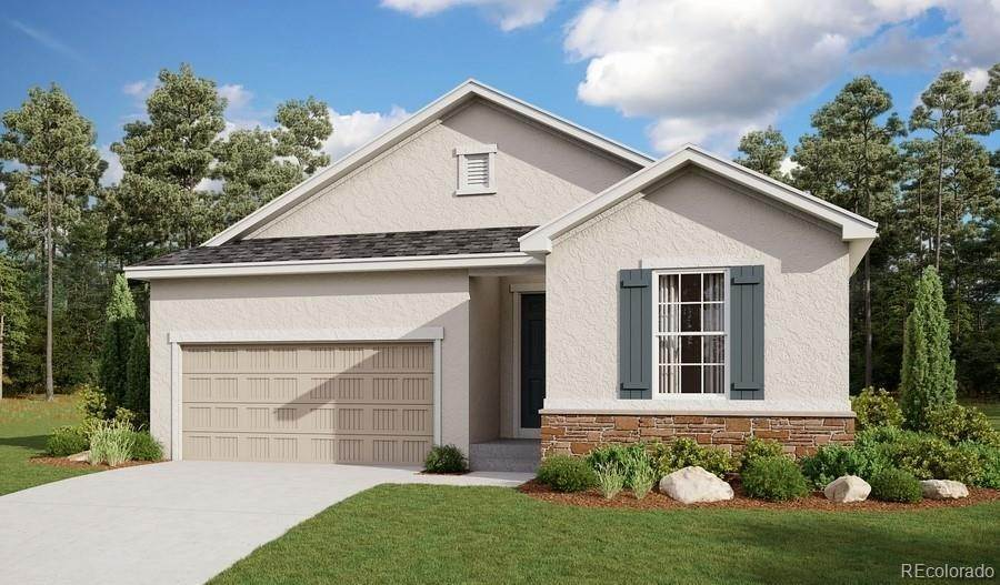 Single Family Homes pour l Vente à 2217 Cliffmoor Lane Pueblo, Colorado 81008 États-Unis