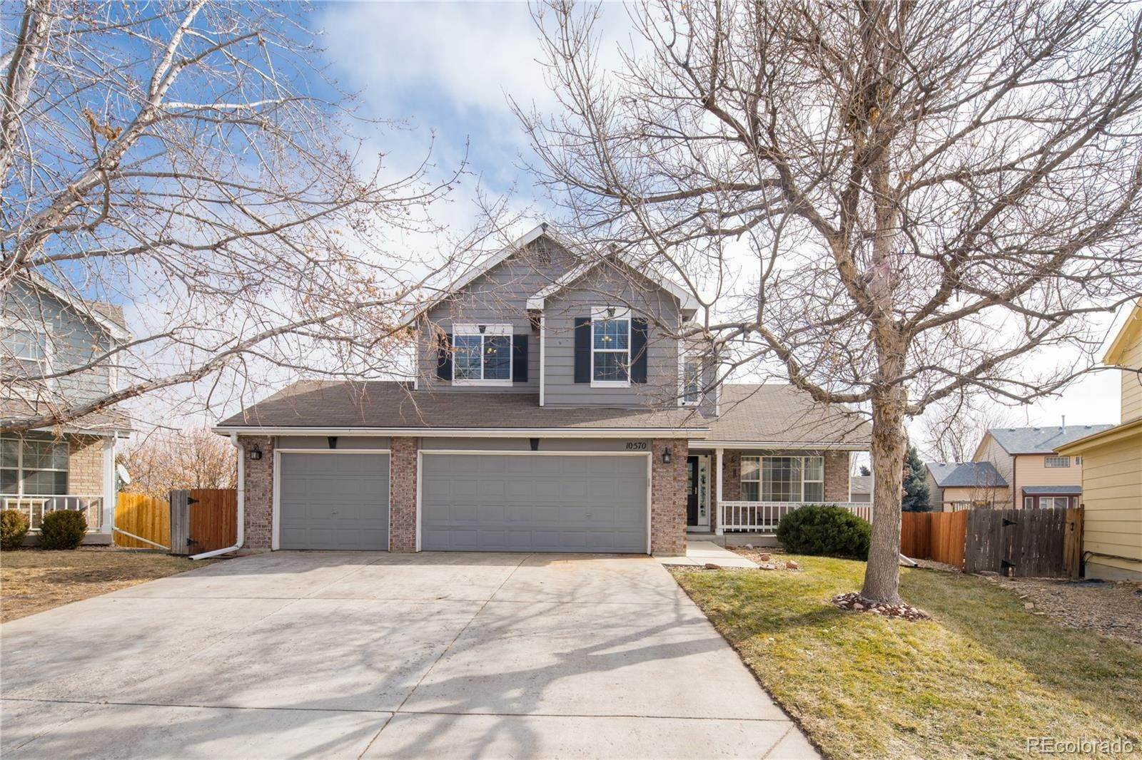 Single Family Homes por un Venta en 10570 Adams Circle Northglenn, Colorado 80233 Estados Unidos