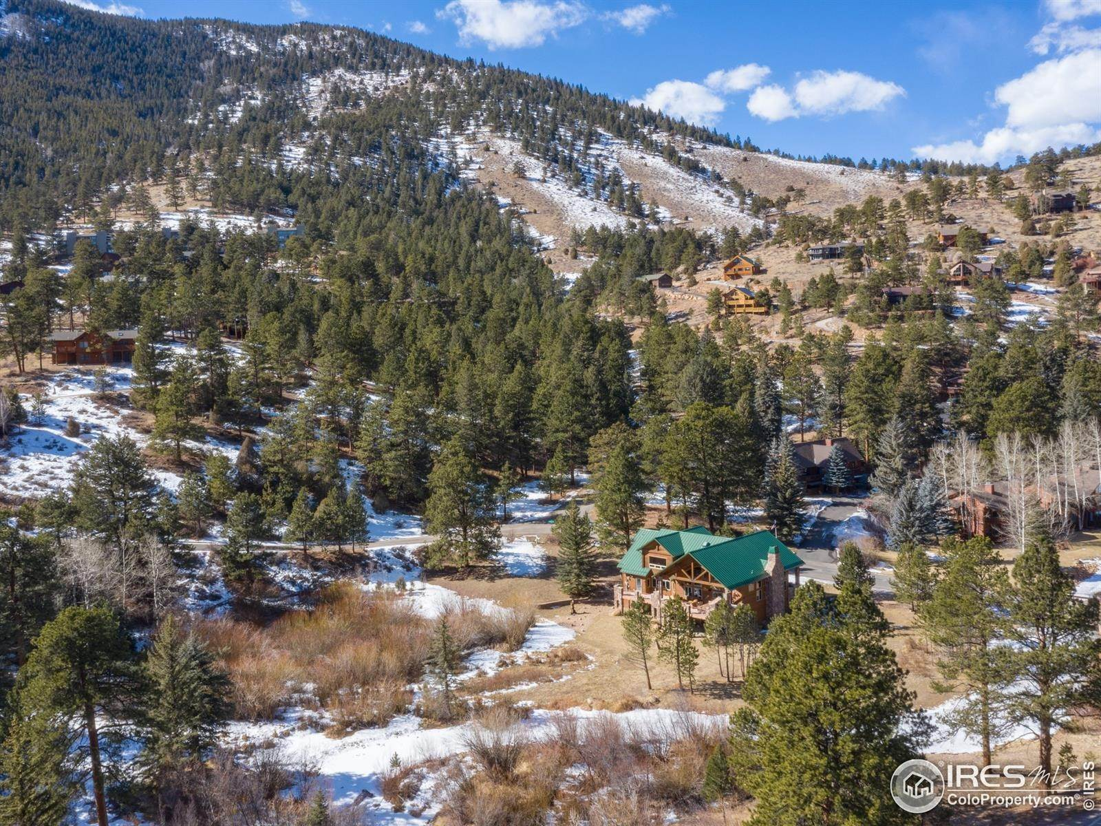 Single Family Homes por un Venta en 1050 Fall River Court Estes Park, Colorado 80517 Estados Unidos