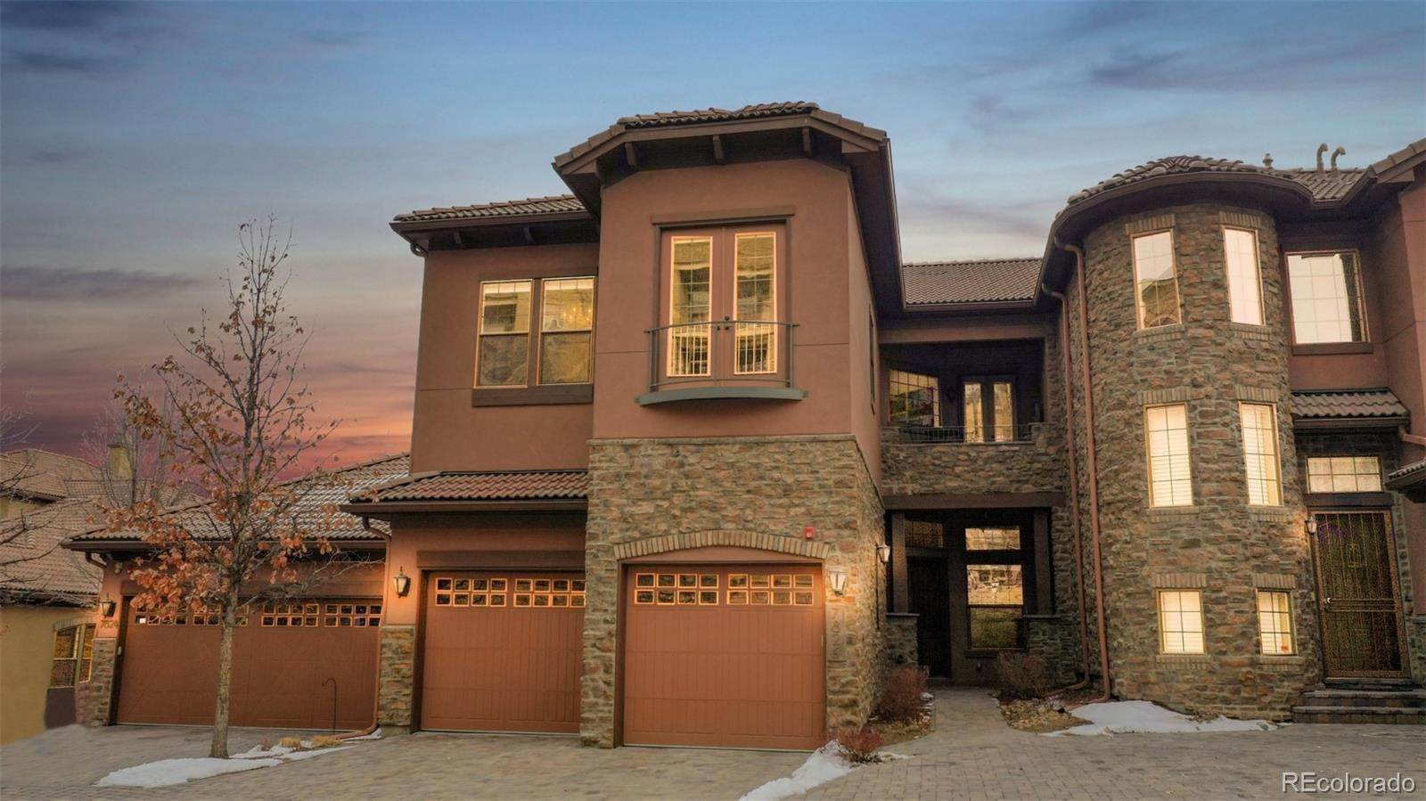 Condominiums for Sale at 7826 Vallagio Lane Englewood, Colorado 80112 United States
