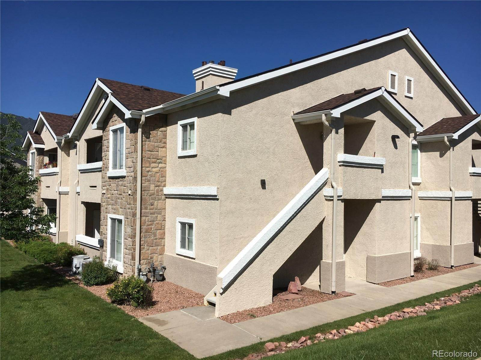 Condominiums at 3830 Strawberry Field Grove Colorado Springs, Colorado 80906 United States