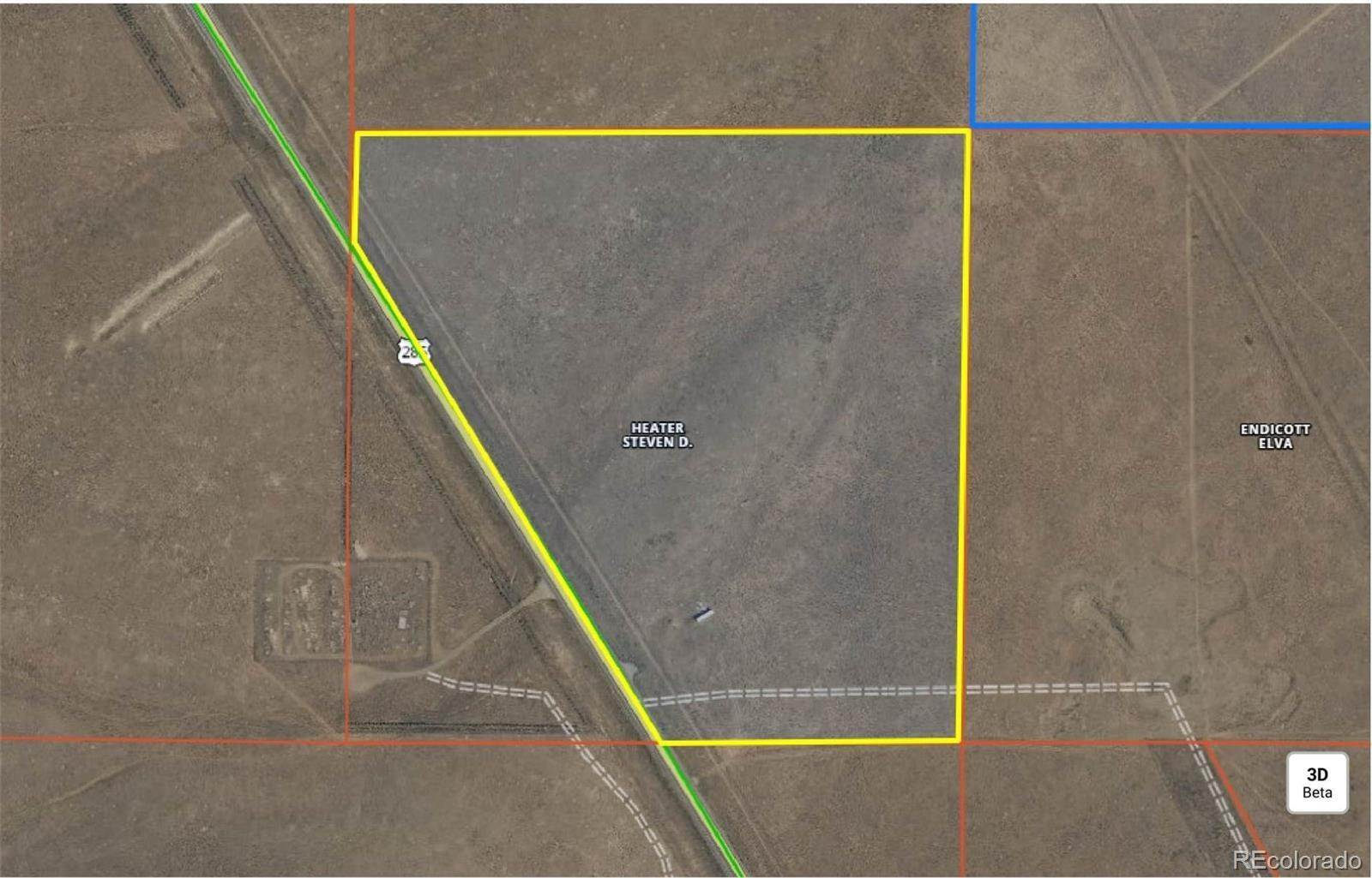 Land for Sale at 0000 N Highway 285 0000 N Highway 285 Villa Grove, Colorado 81155 United States