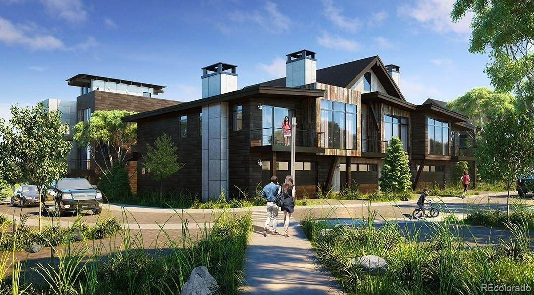 Multi Family for Sale at 1243 Urban Way Steamboat Springs, Colorado 80487 United States