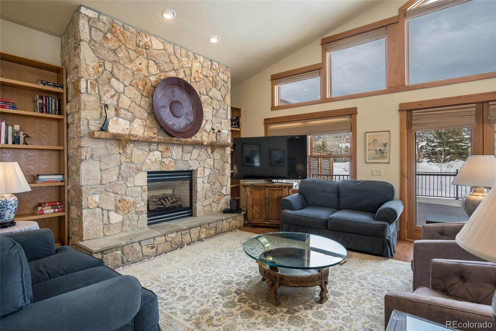 townhouses for Sale at 1337 Mark Twain Lane Steamboat Springs, Colorado 80487 United States