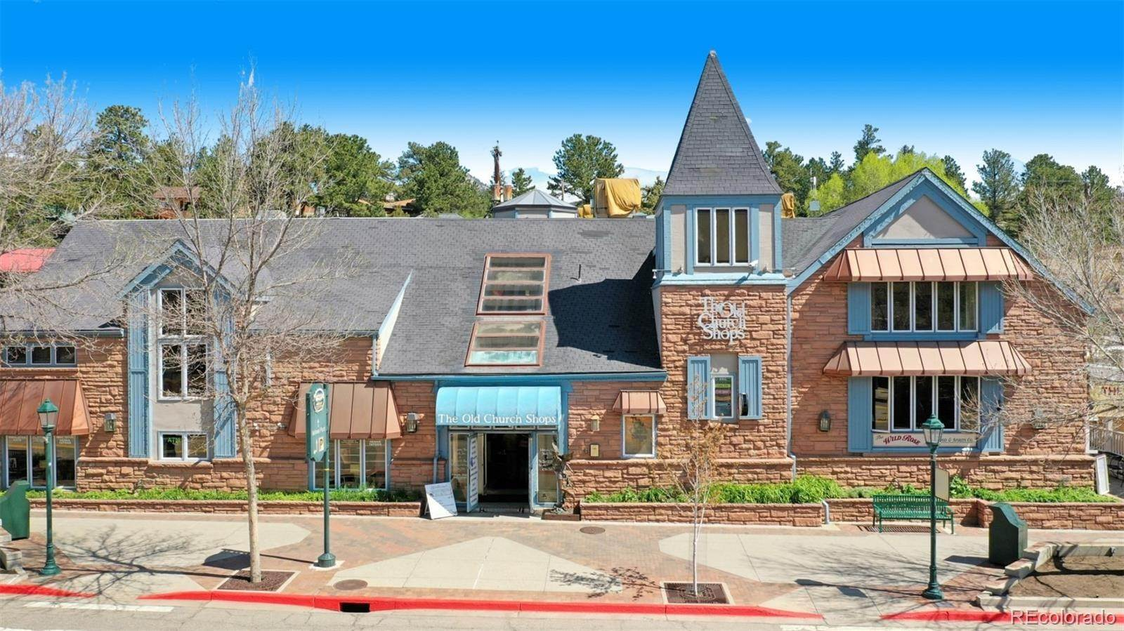 Single Family Homes por un Venta en 157 W Elkhorn Avenue Estes Park, Colorado 80517 Estados Unidos