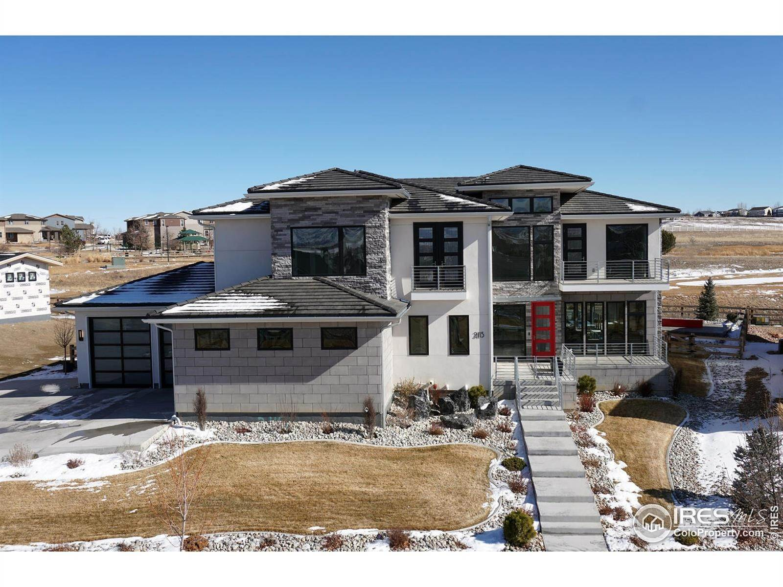 Single Family Homes por un Venta en 2115 Driver Lane Erie, Colorado 80516 Estados Unidos