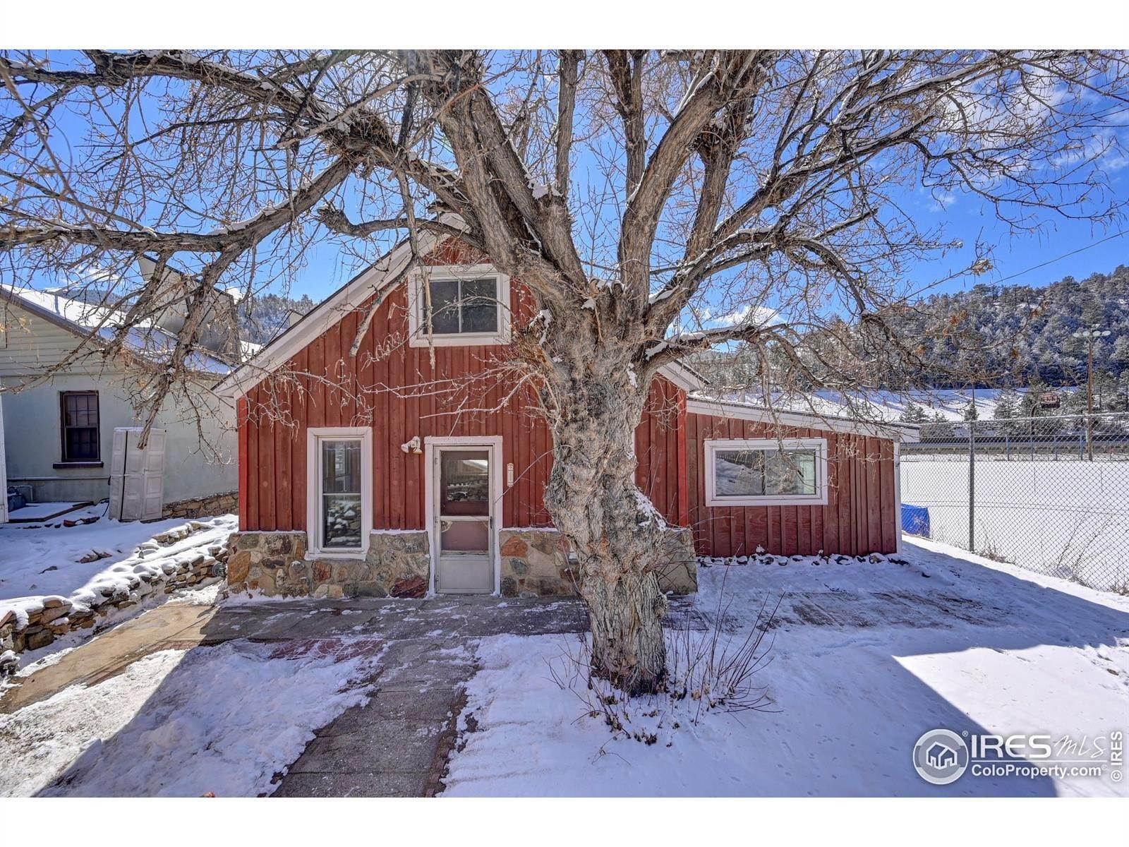 Single Family Homes for Sale at 1019 Miner Street Idaho Springs, Colorado 80452 United States