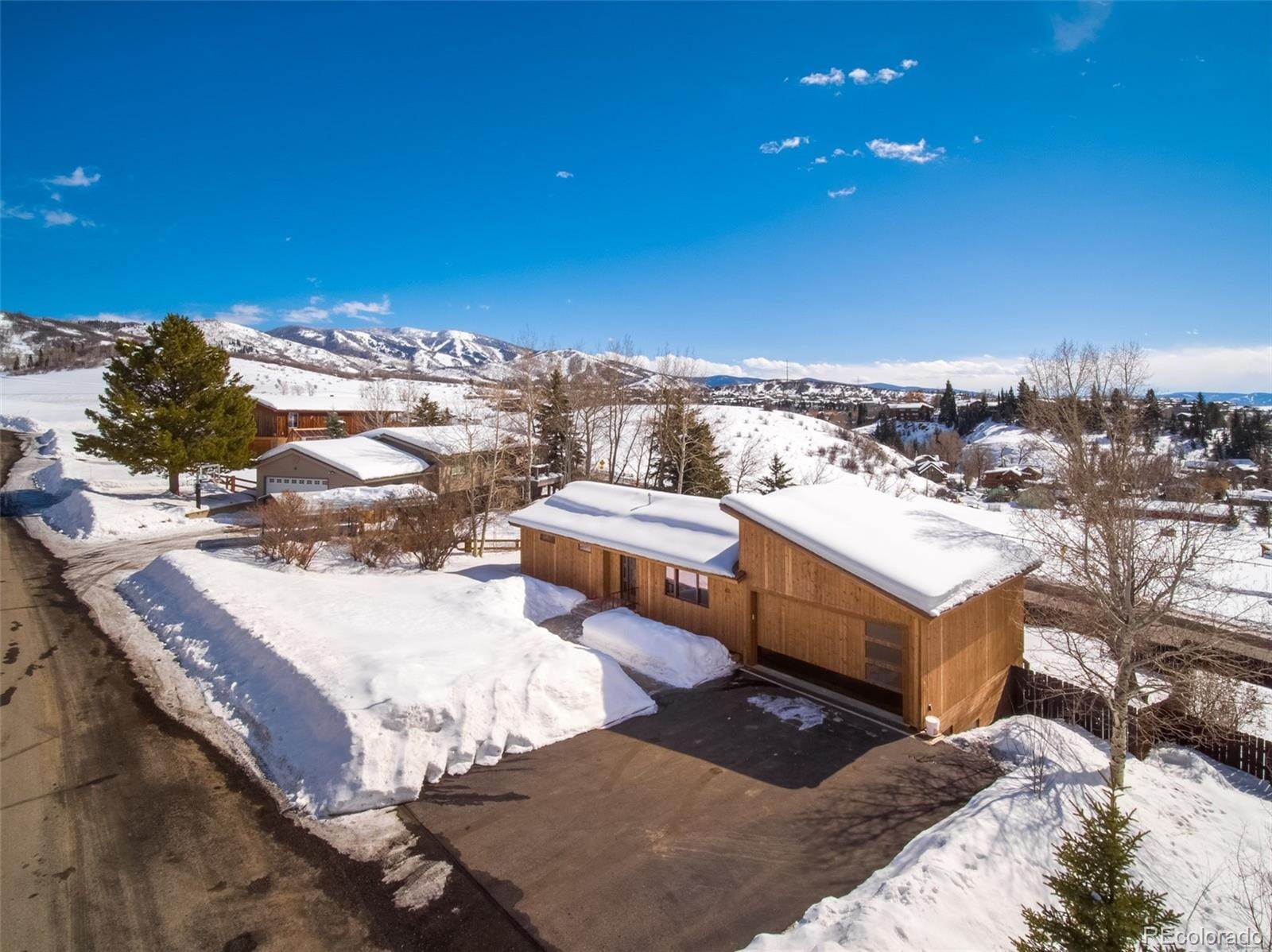 Single Family Homes for Sale at 62 Woods Drive Steamboat Springs, Colorado 80487 United States