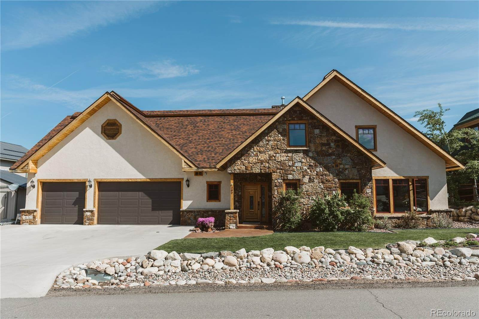 Single Family Homes por un Venta en 380 Cherry Drive Steamboat Springs, Colorado 80487 Estados Unidos