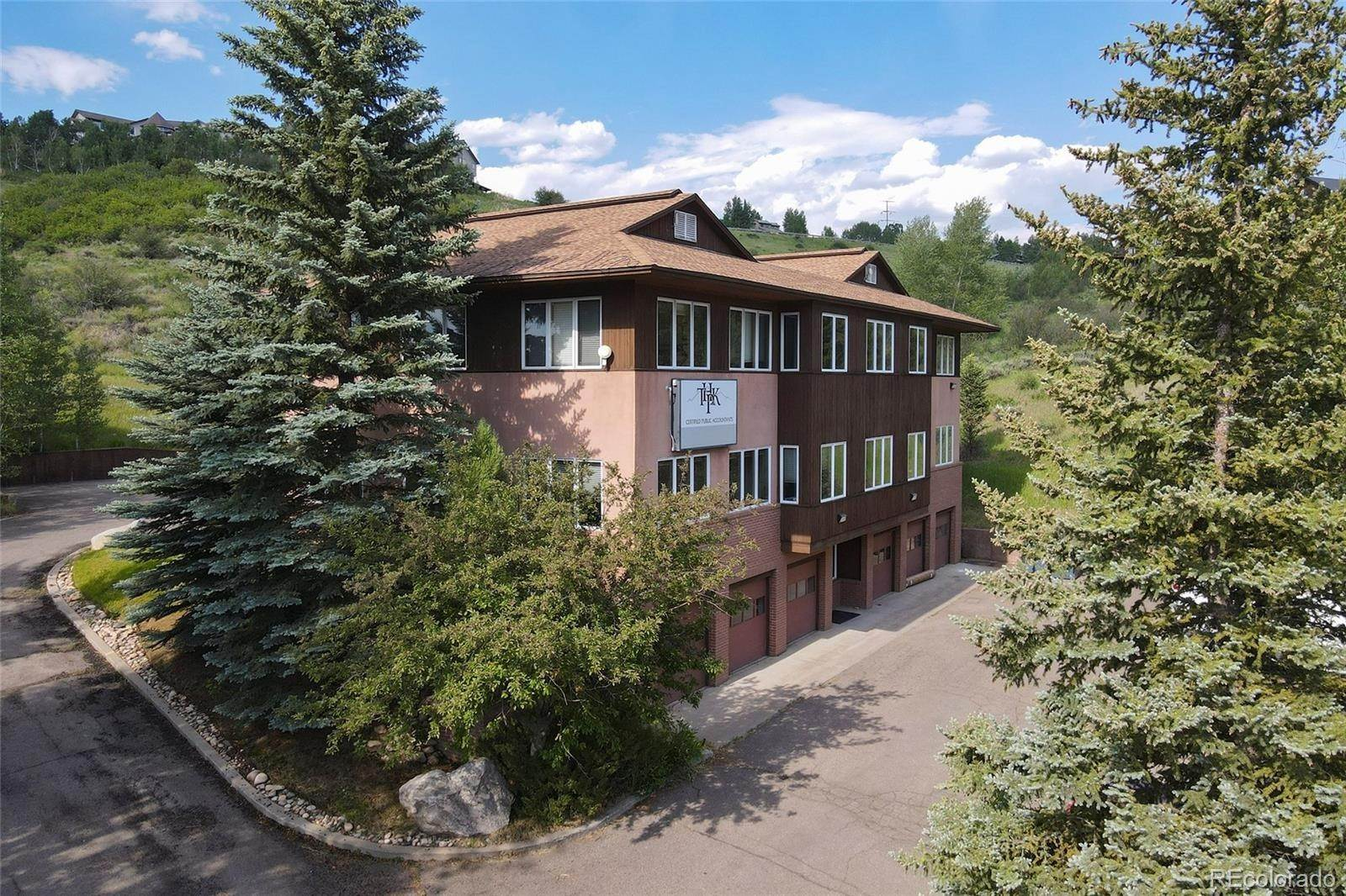 Single Family Homes por un Venta en 330 S Lincoln Avenue Steamboat Springs, Colorado 80487 Estados Unidos