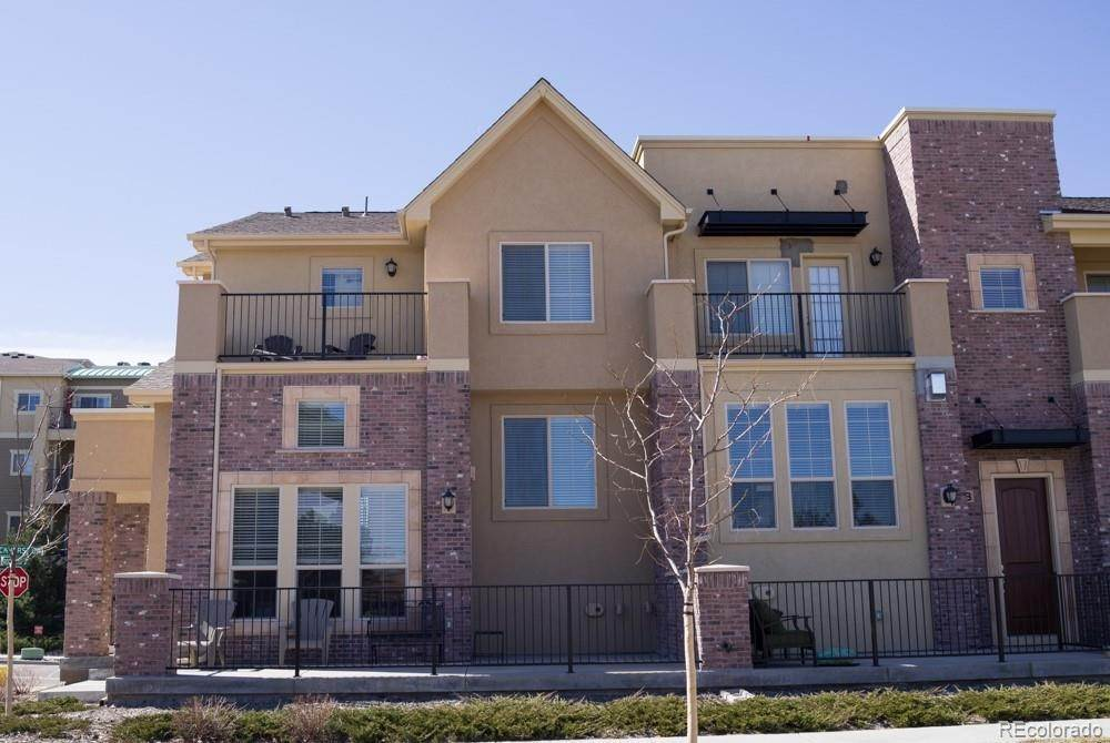 townhouses en 9499 Rockhurst Street Highlands Ranch, Colorado 80129 Estados Unidos
