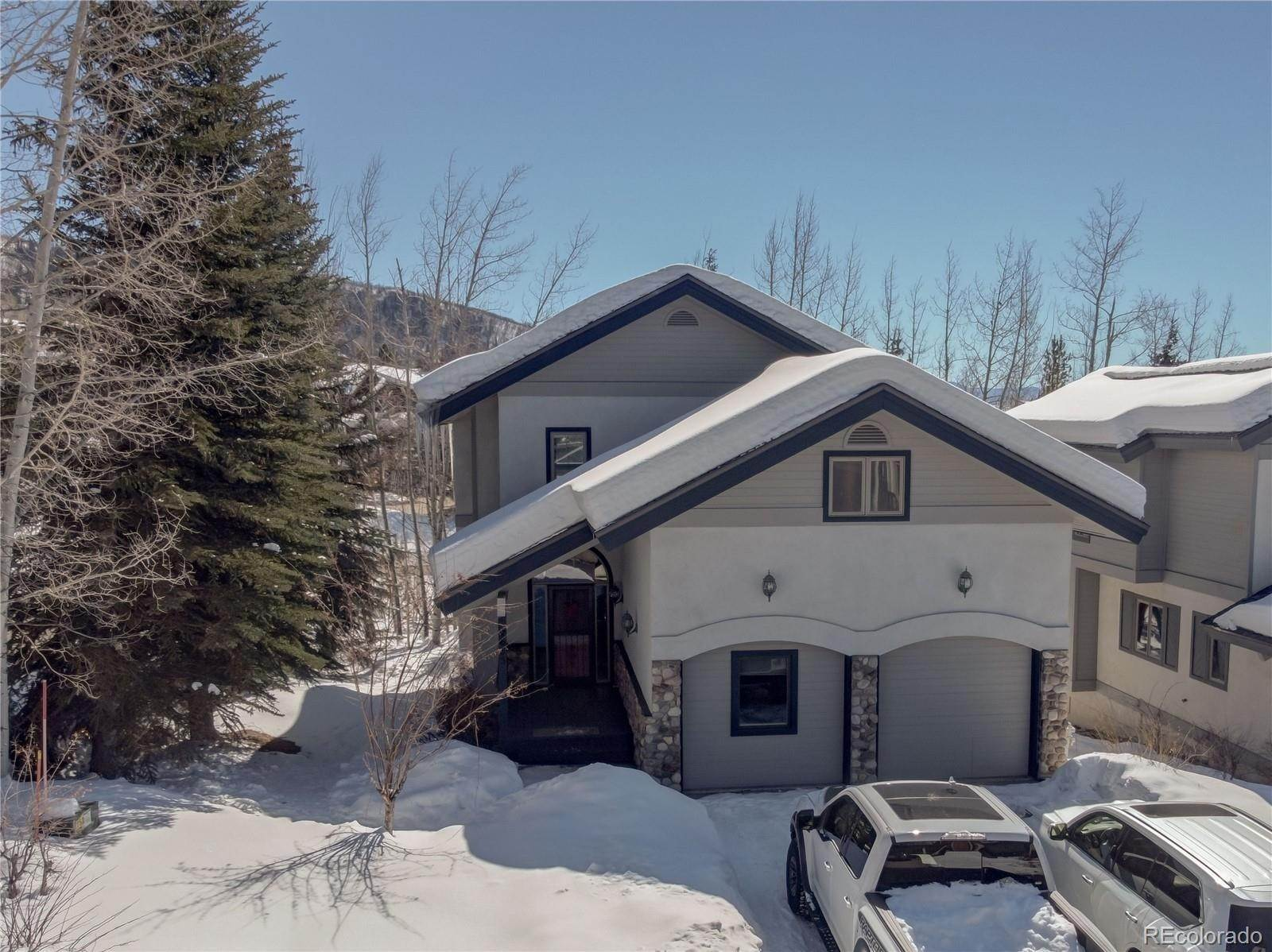 Single Family Homes for Sale at 2665 Windward Way Steamboat Springs, Colorado 80487 United States