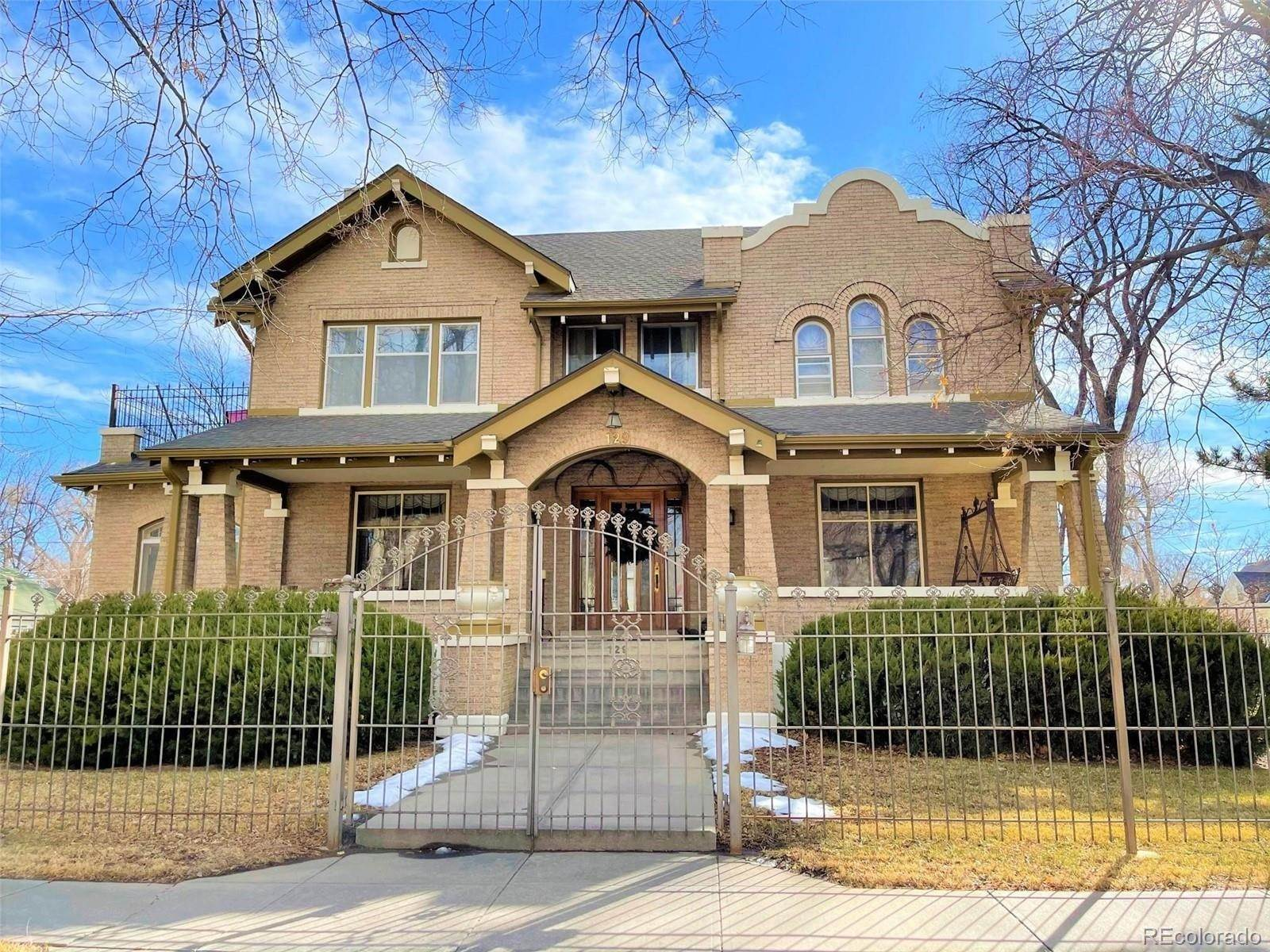Single Family Homes por un Venta en 129 Denver Street Sterling, Colorado 80751 Estados Unidos