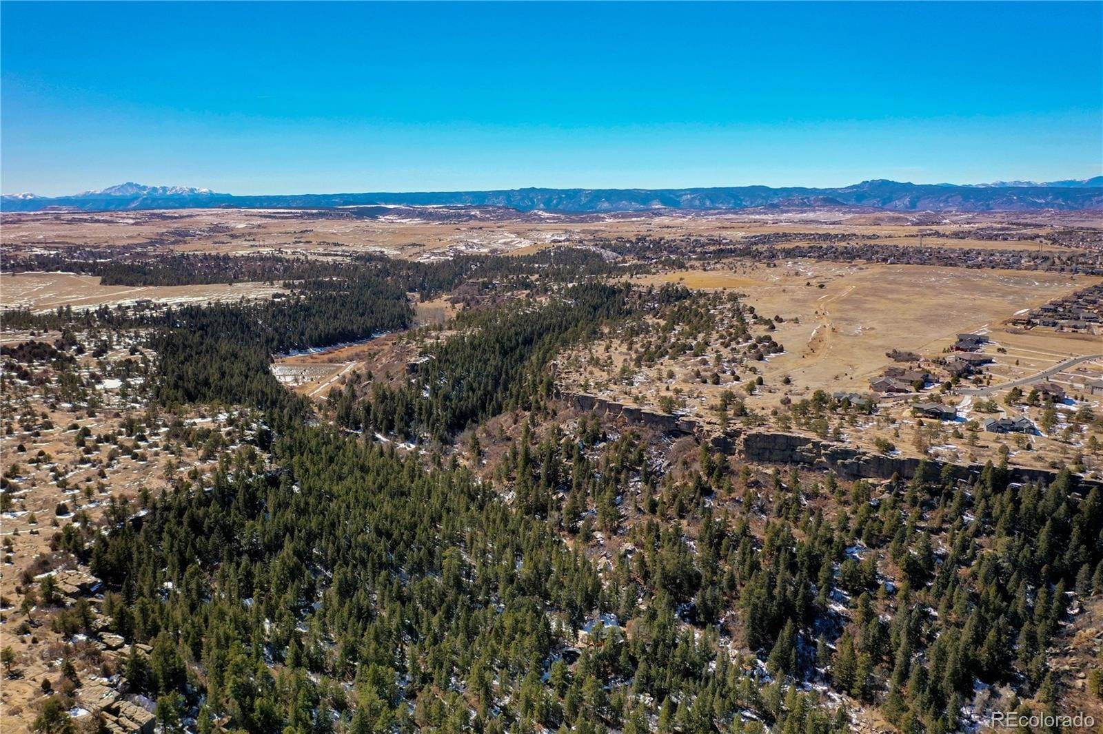 Land for Sale at 6581 Lost Canyon Ranch Road Castle Rock, Colorado 80104 United States