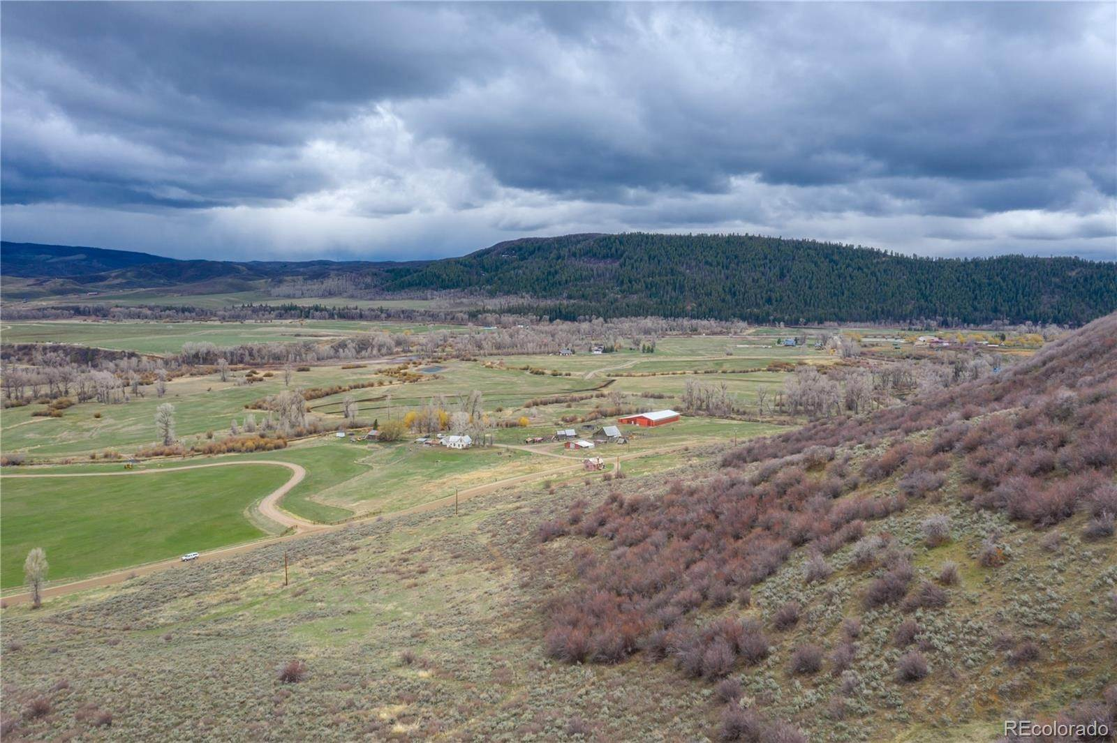 Land for Sale at 39764 County Road 44 Steamboat Springs, Colorado 80487 United States