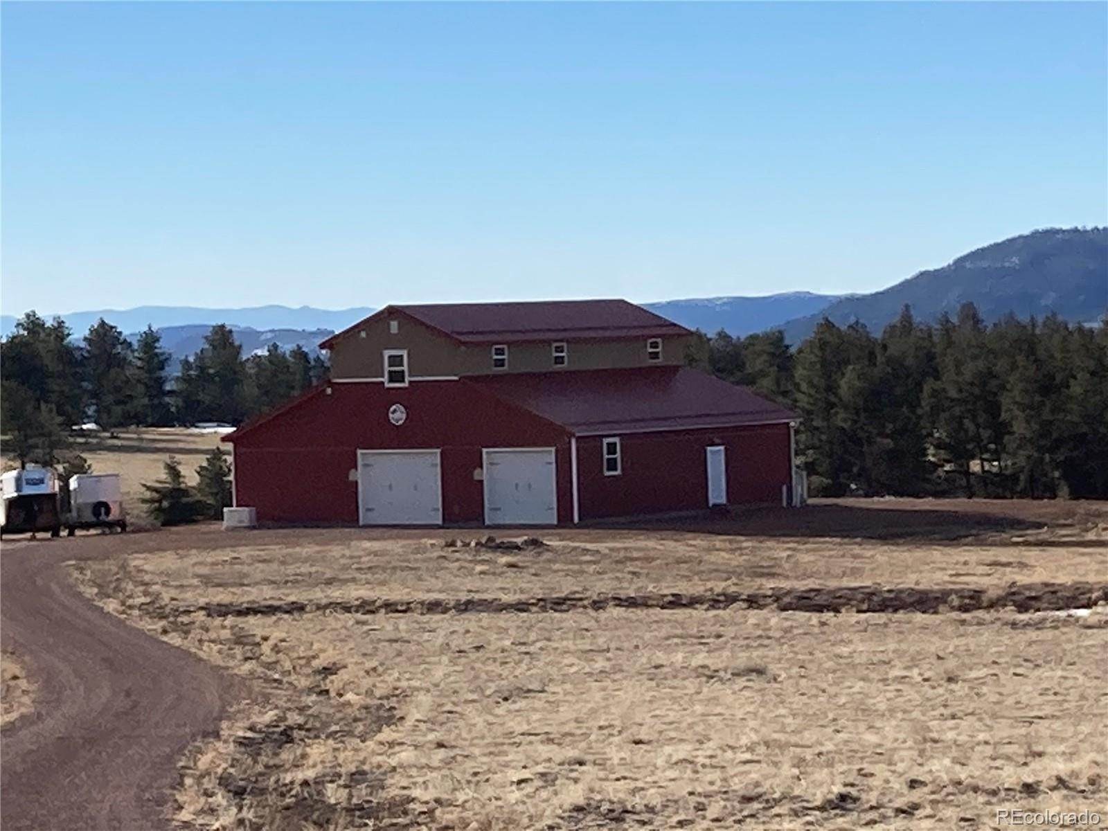 Single Family Homes for Sale at 5830 Autumn Creek Drive Canon City, Colorado 81212 United States