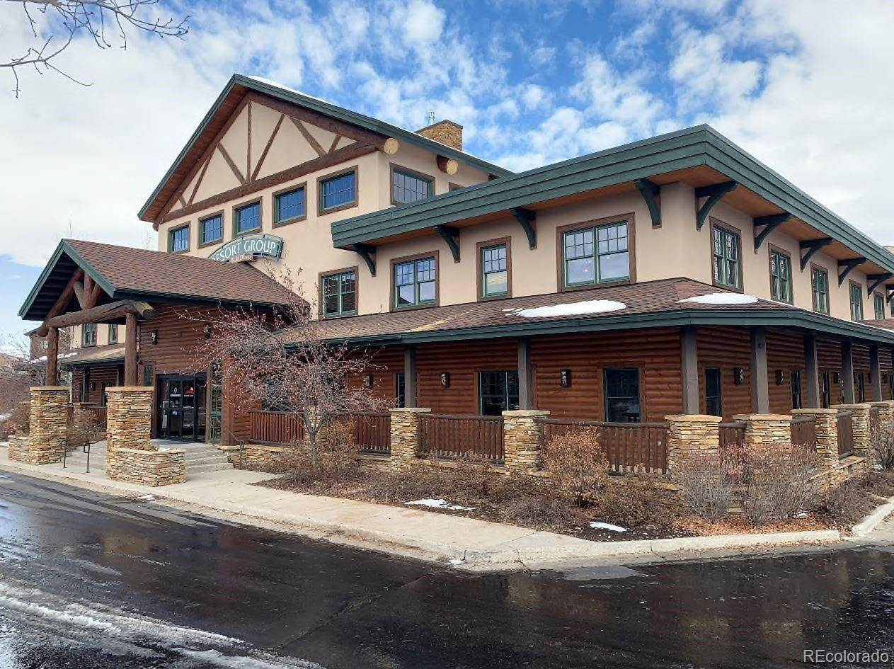 Single Family Homes for Sale at 2150 Resort Drive A1 Steamboat Springs, Colorado 80487 United States