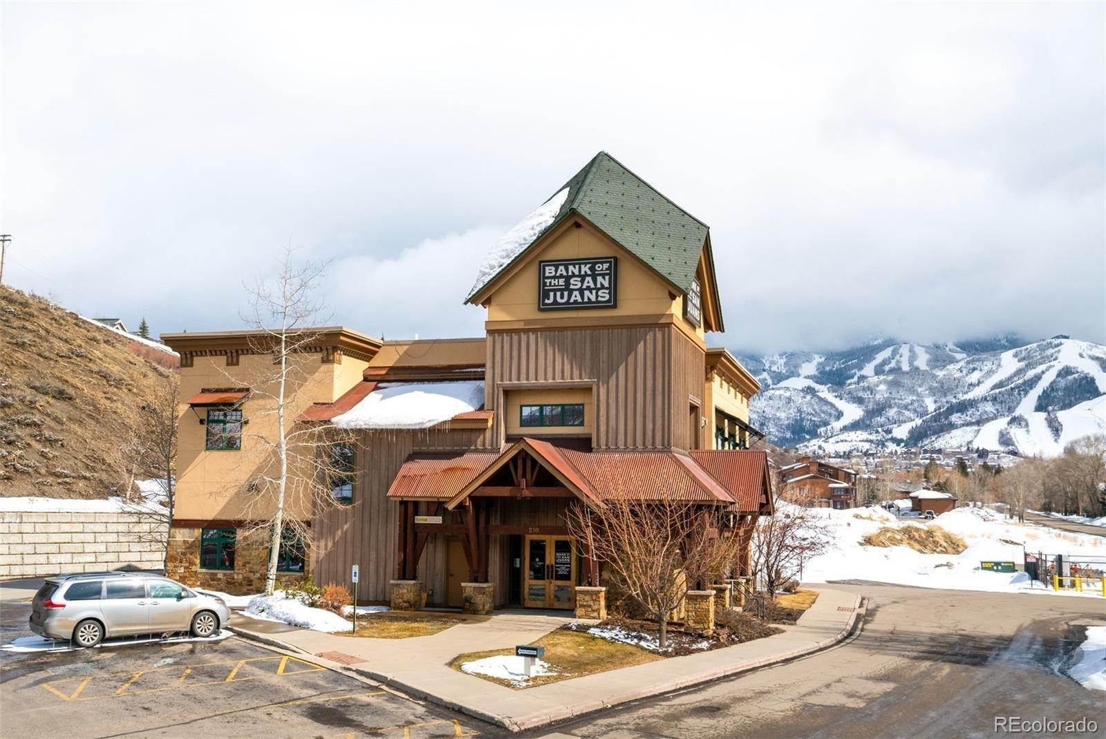 Single Family Homes at 270 Anglers Drive Suite 200 Steamboat Springs, Colorado 80487 United States