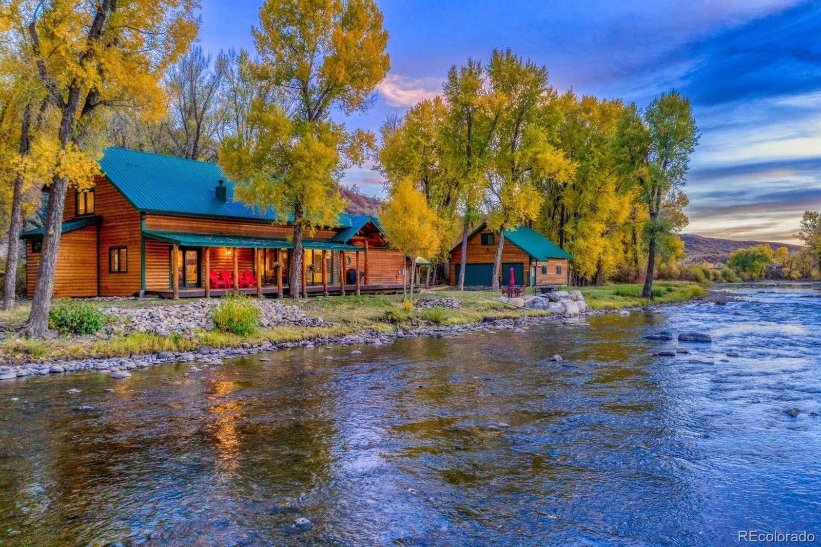 Single Family Homes for Sale at 43605 County Road 129 Steamboat Springs, Colorado 80487 United States