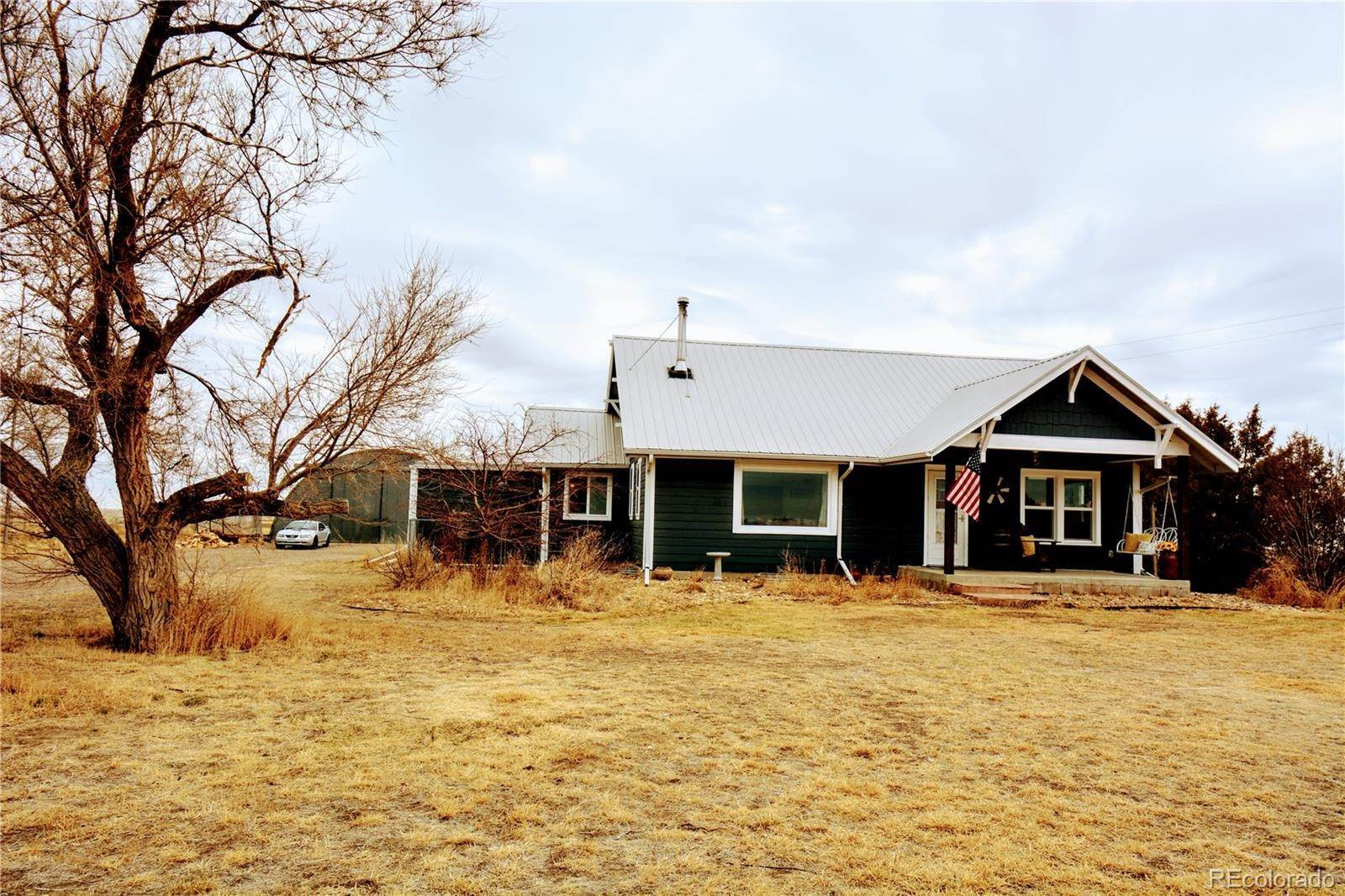 Single Family Homes for Sale at 40960 County Road 85 Briggsdale, Colorado 80611 United States