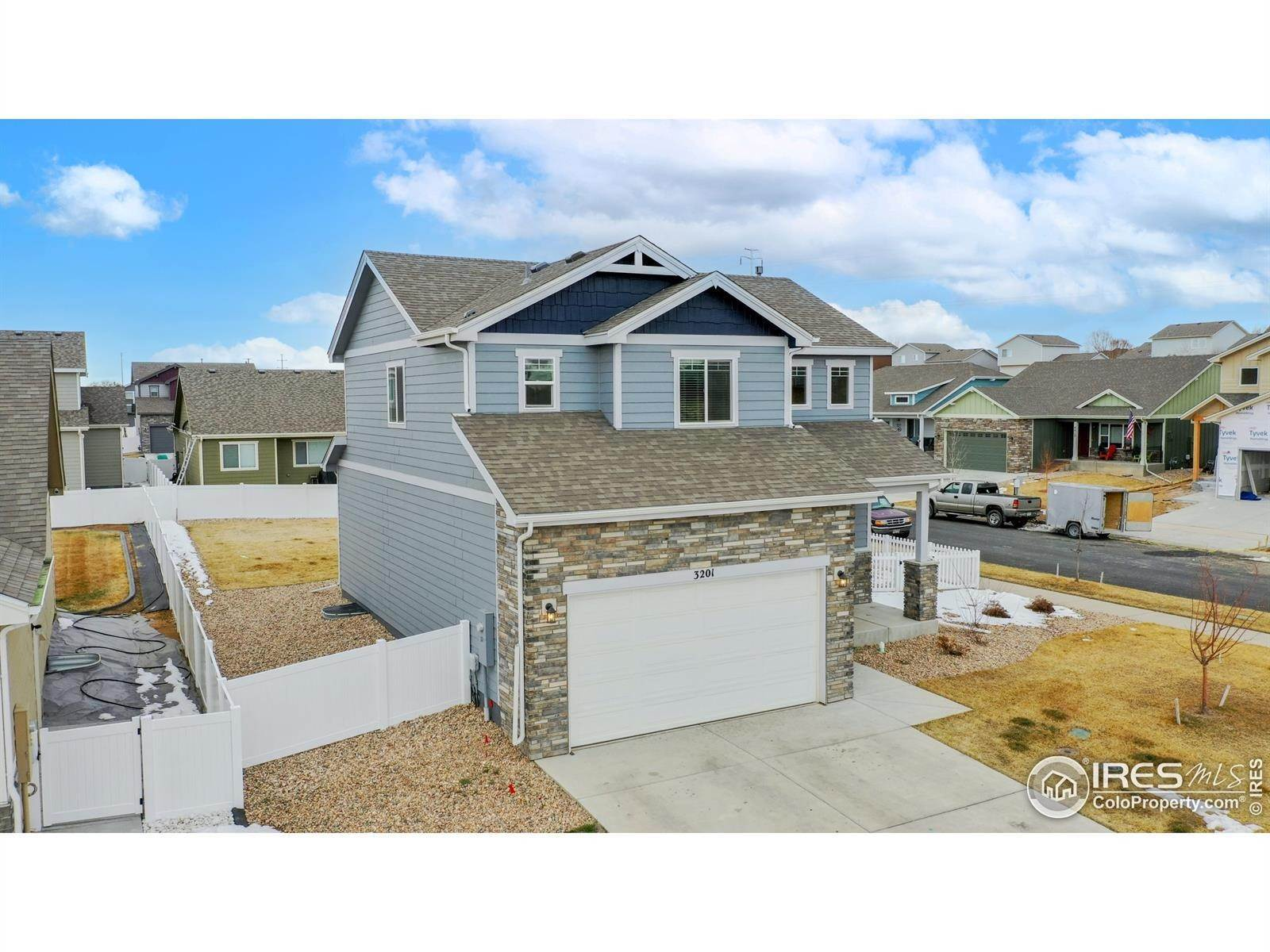 Single Family Homes pour l Vente à 3201 Palermo Avenue Evans, Colorado 80620 États-Unis