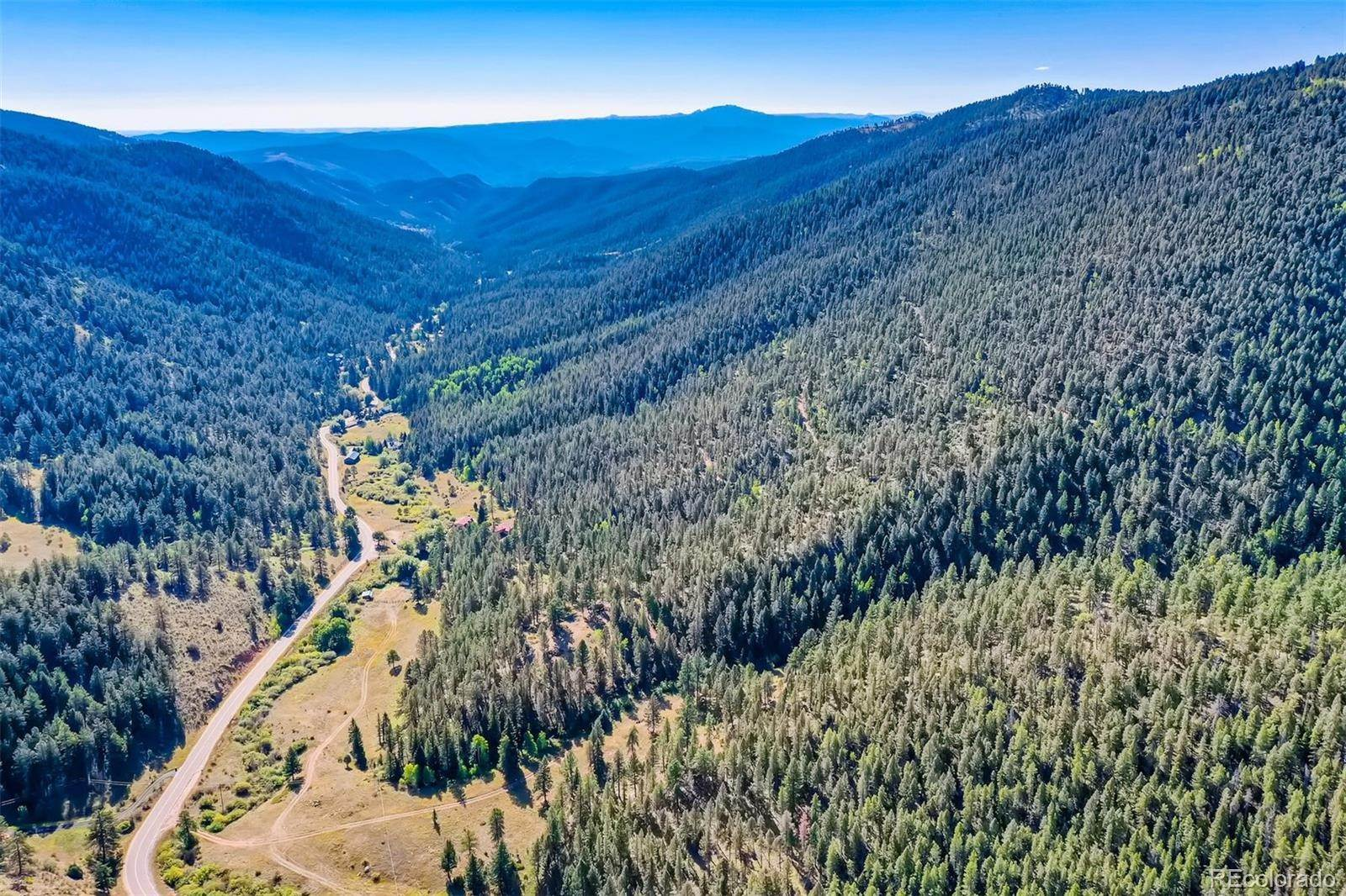 Land for Sale at S. Foxton Road Conifer, Colorado 80433 United States