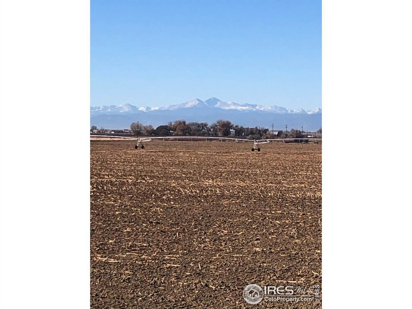 Farm for Sale at 39507 CR 37 Ault, Colorado 80610 United States
