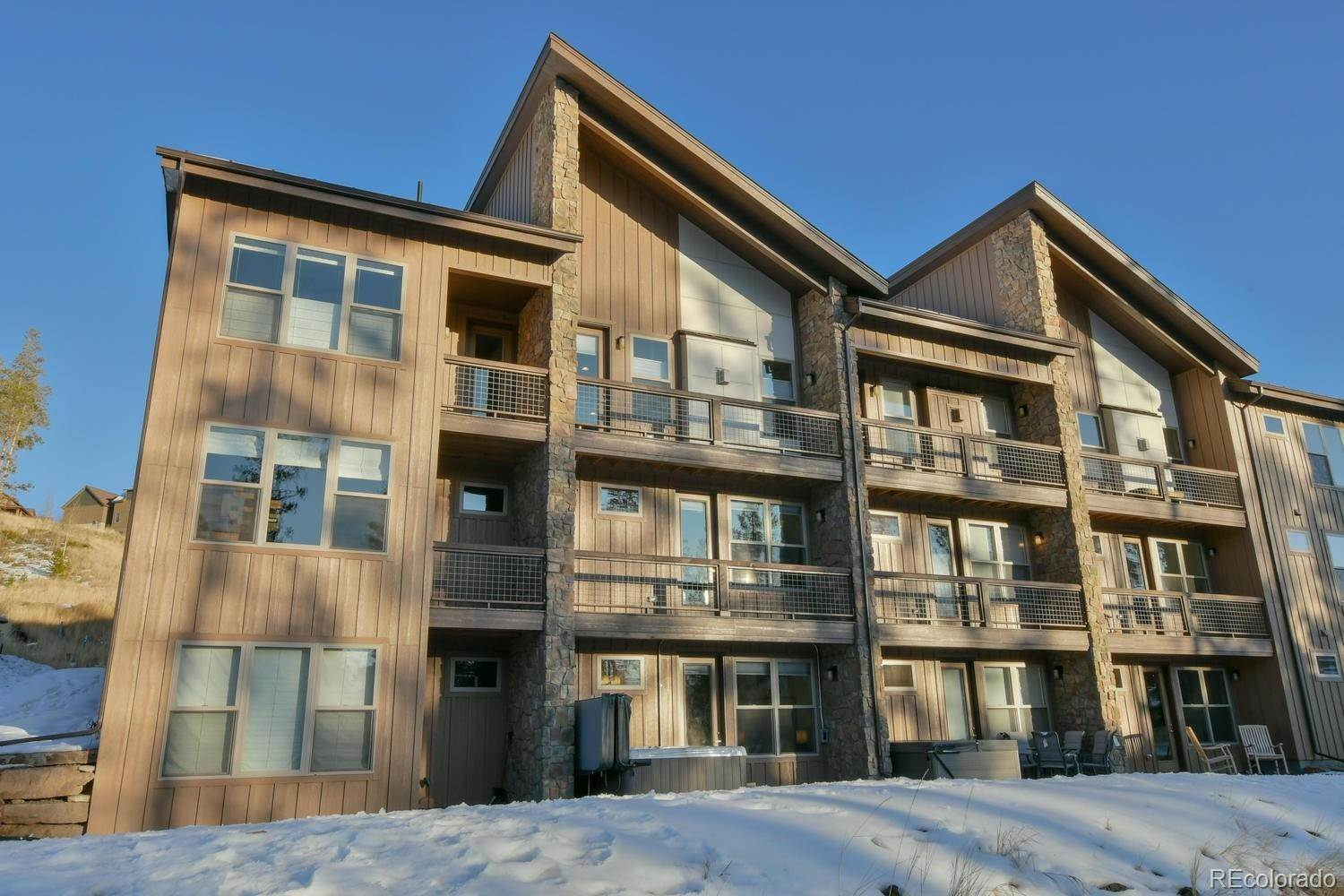 Multi Family for Sale at 115 Stagecoach Way Fraser, Colorado 80442 United States