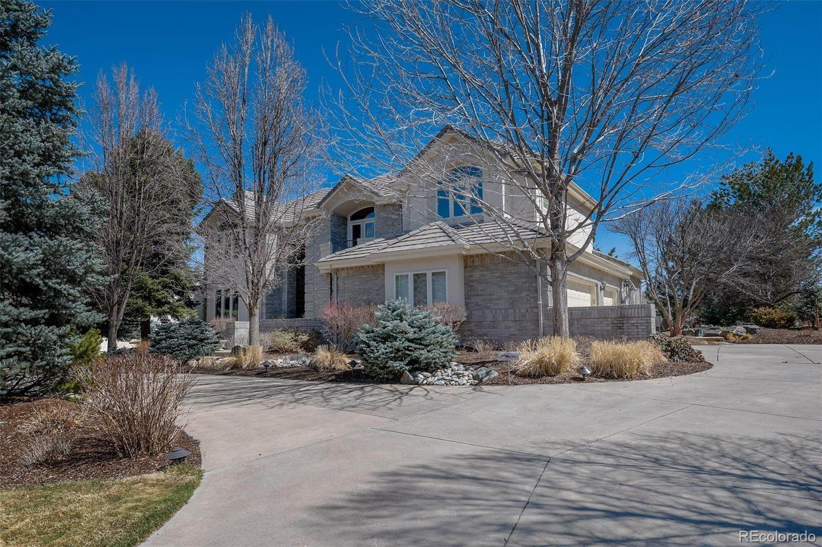 Single Family Homes por un Venta en 4 Glenmoor Circle Englewood, Colorado 80113 Estados Unidos
