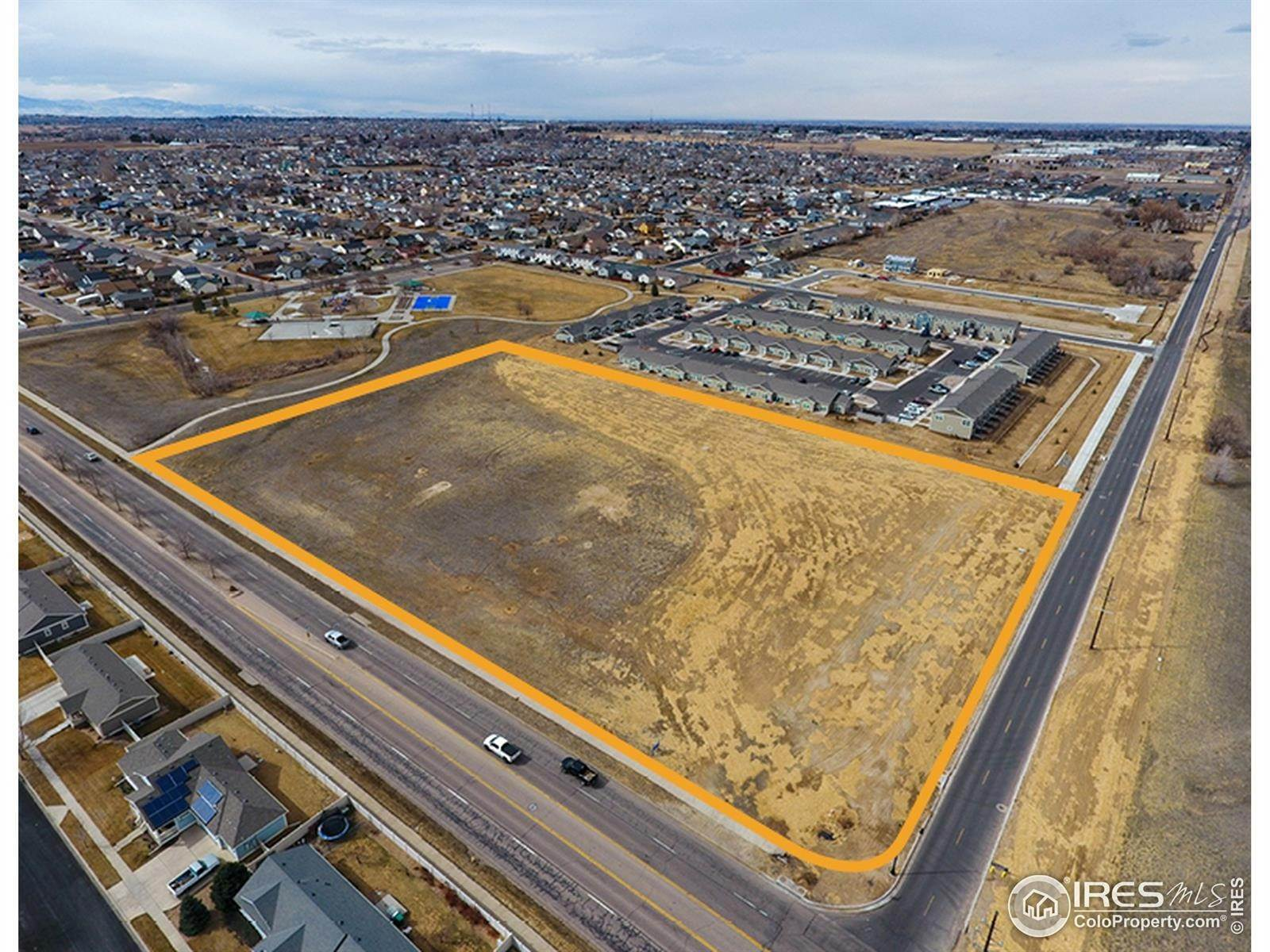 Land for Sale at 2300 Prairie View Drive Evans, Colorado 80620 United States