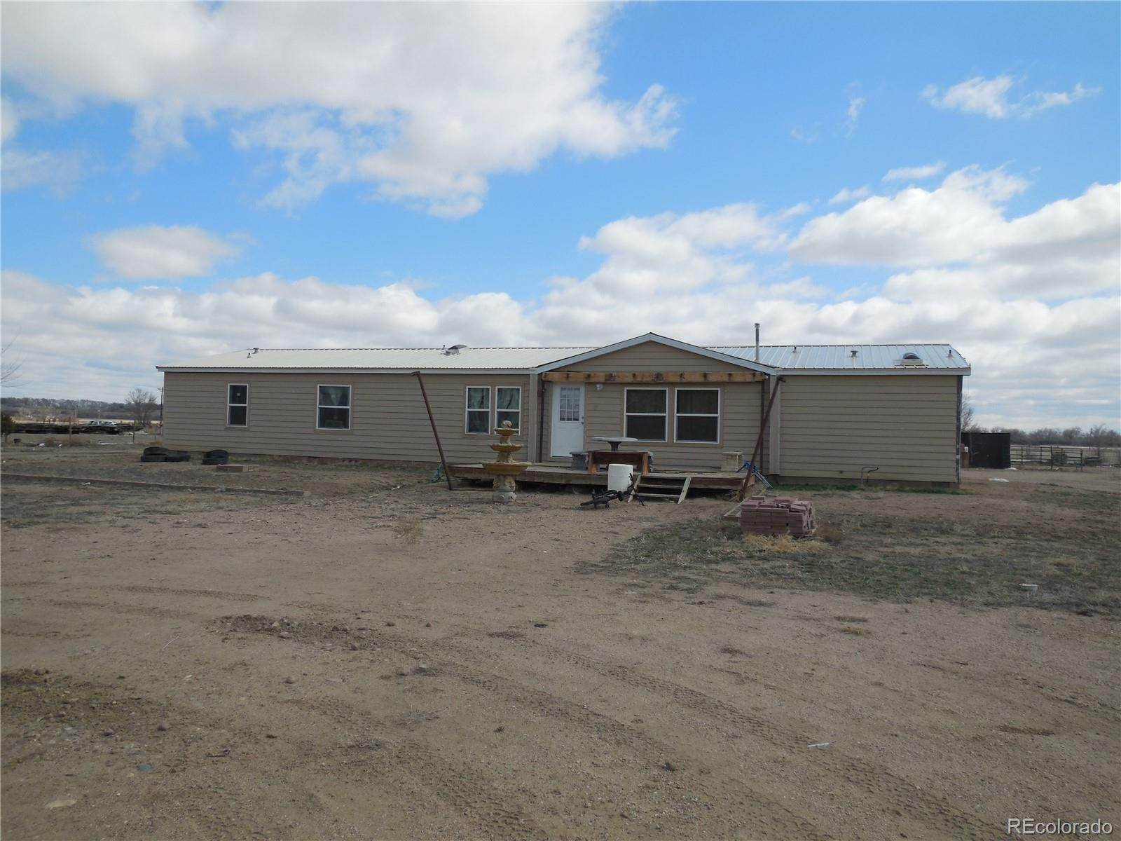 Single Family Homes for Sale at 29200 County Road 20.75 Rocky Ford, Colorado 81067 United States
