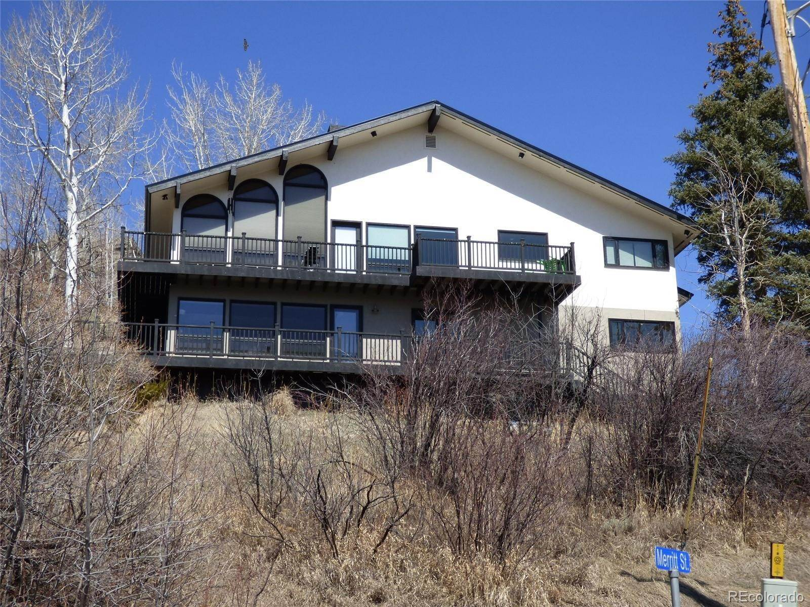 Single Family Homes pour l Vente à 1225 Buckskin Drive Steamboat Springs, Colorado 80487 États-Unis