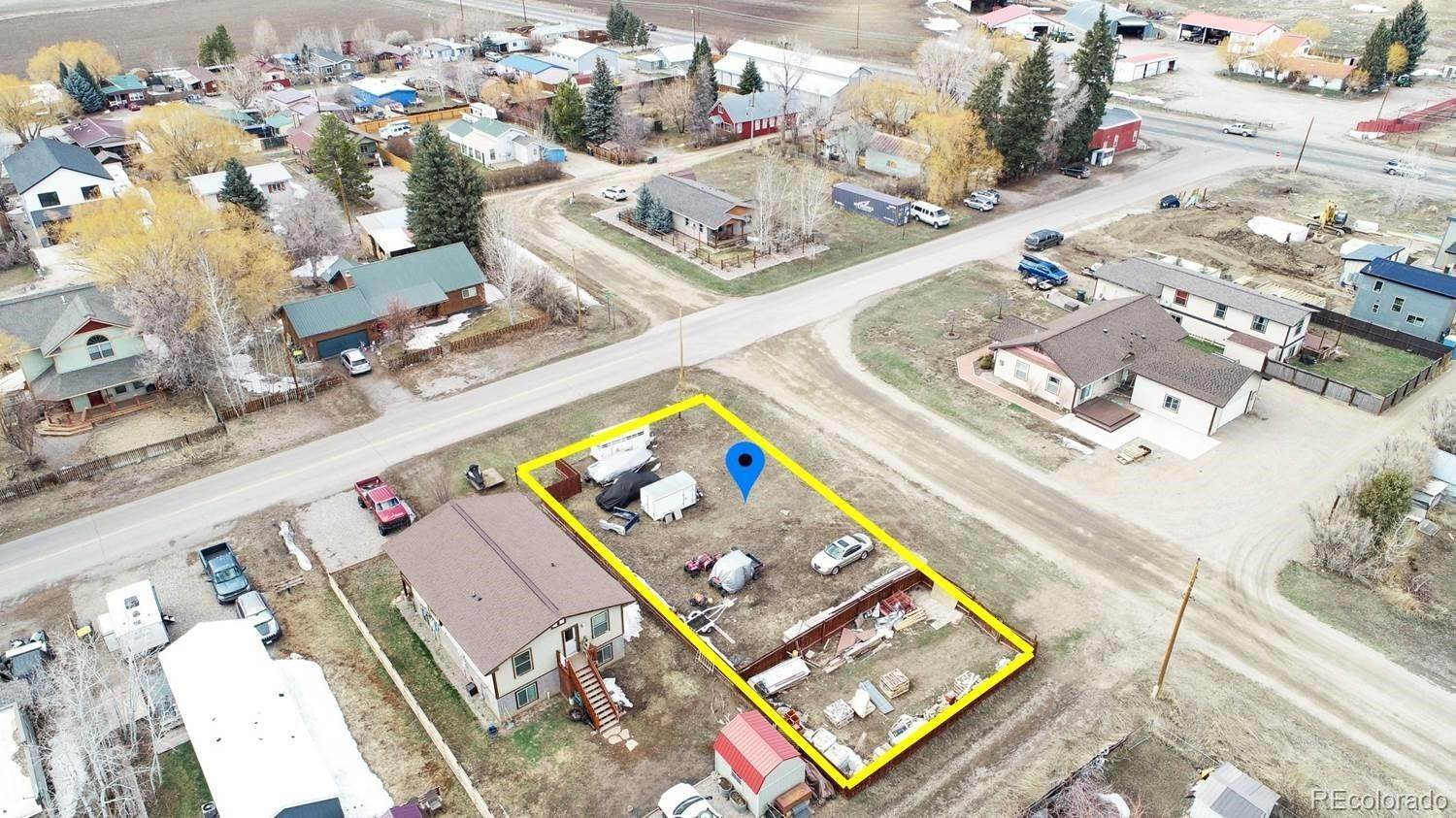 Land for Sale at 21535 3rd Avenue Milner, Colorado 80487 United States