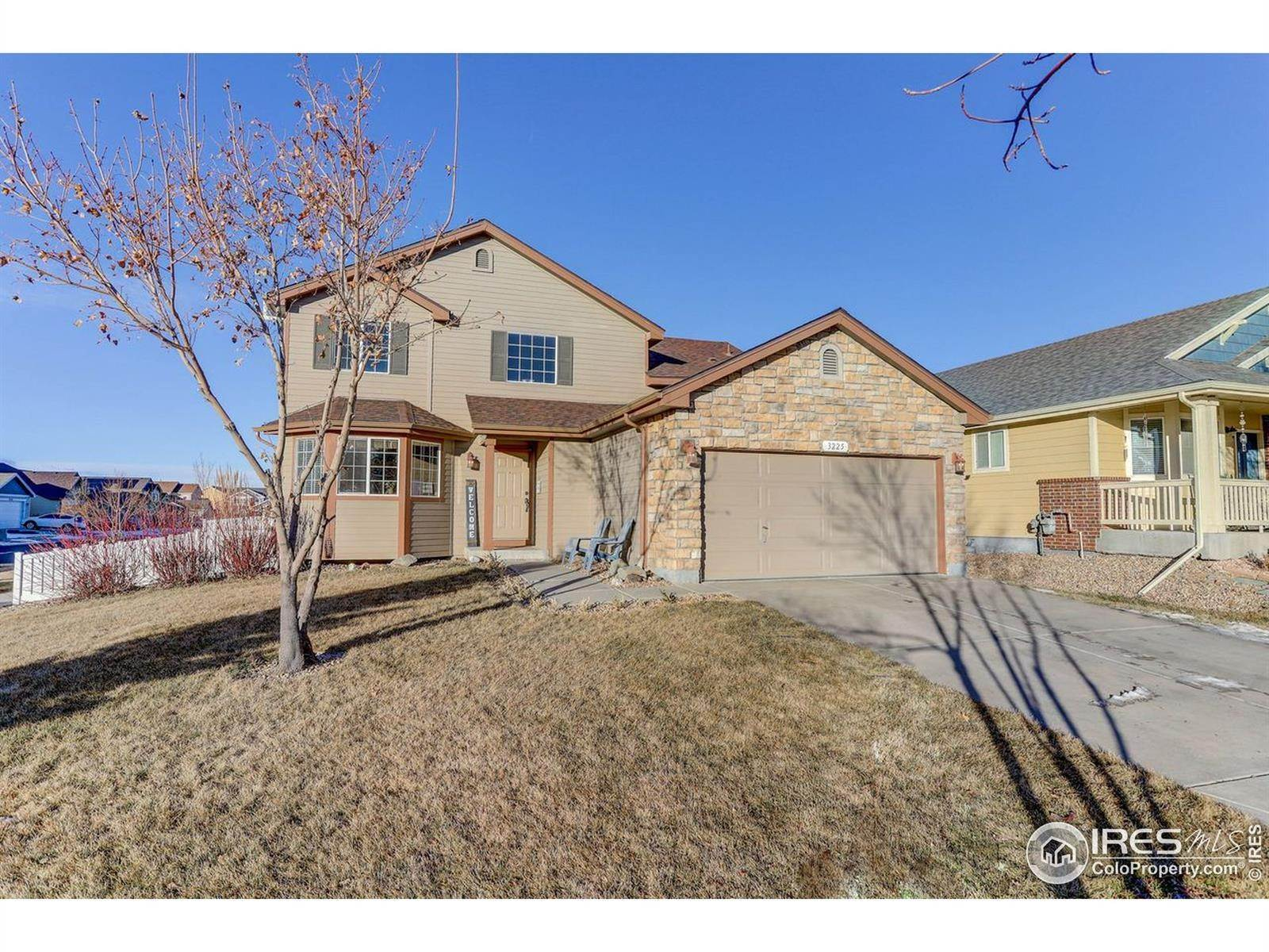 Single Family Homes pour l Vente à 3225 San Marco Avenue Evans, Colorado 80620 États-Unis