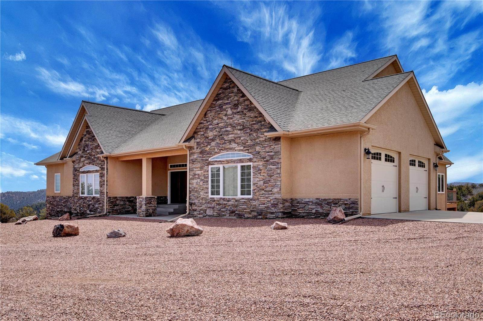 Single Family Homes for Sale at 369 Canterbury Court Canon City, Colorado 81212 United States