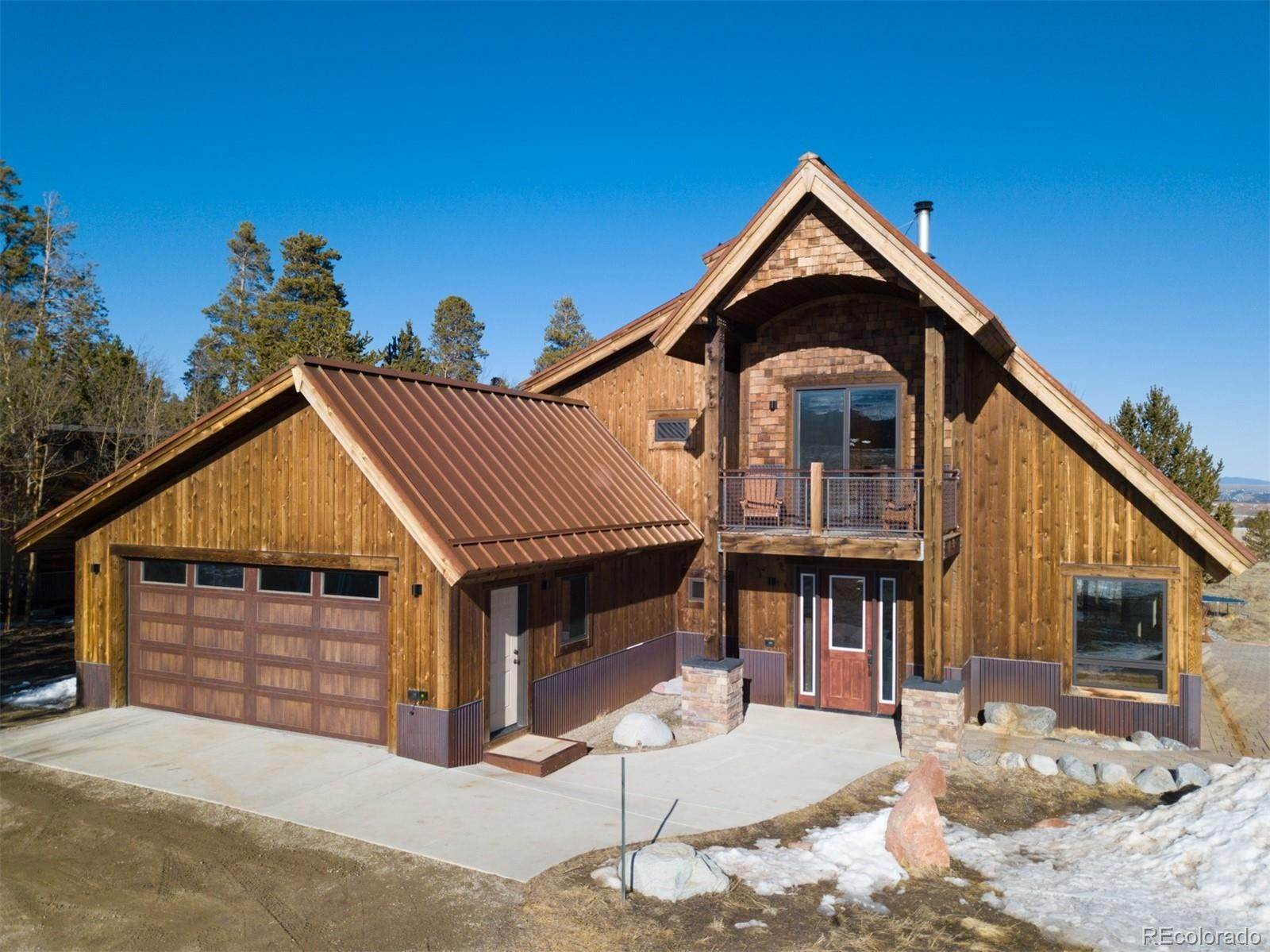 Single Family Homes for Sale at 40 Thurber Court Fairplay, Colorado 80440 United States