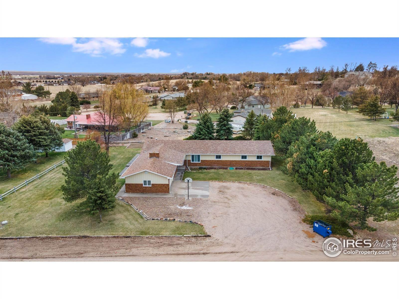 Single Family Homes por un Venta en 405 Park Cir Drive Sterling, Colorado 80751 Estados Unidos