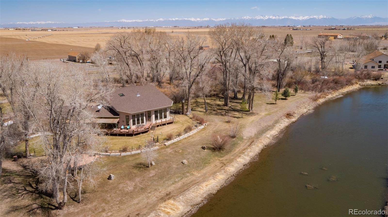 Single Family Homes for Sale at 222 N Farm Road Monte Vista, Colorado 81144 United States