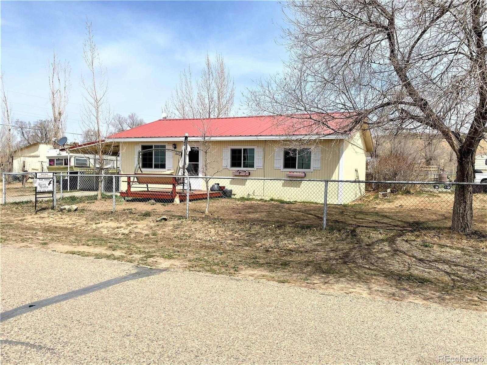 Single Family Homes for Sale at 322 3rd Street Dinosaur, Colorado 81610 United States
