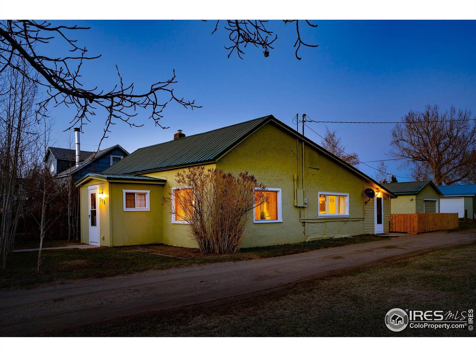 Single Family Homes por un Venta en 573 Garfield Street Walden, Colorado 80480 Estados Unidos