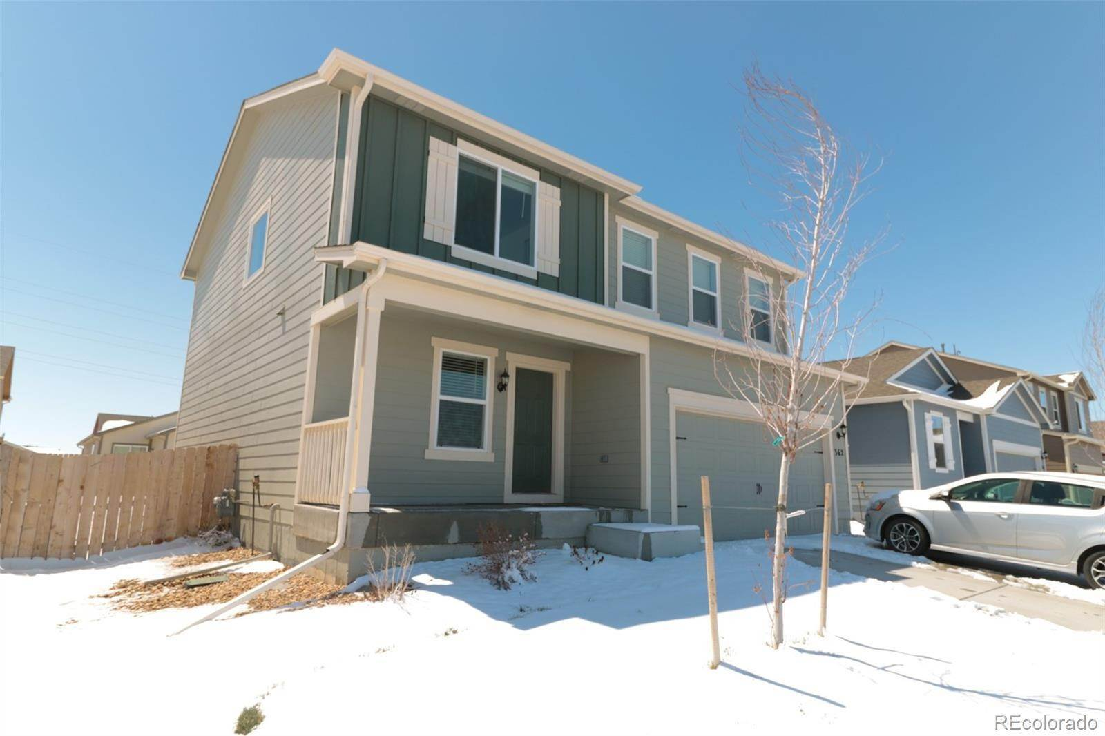 Single Family Homes por un Venta en 362 Horizon Avenue Lochbuie, Colorado 80603 Estados Unidos