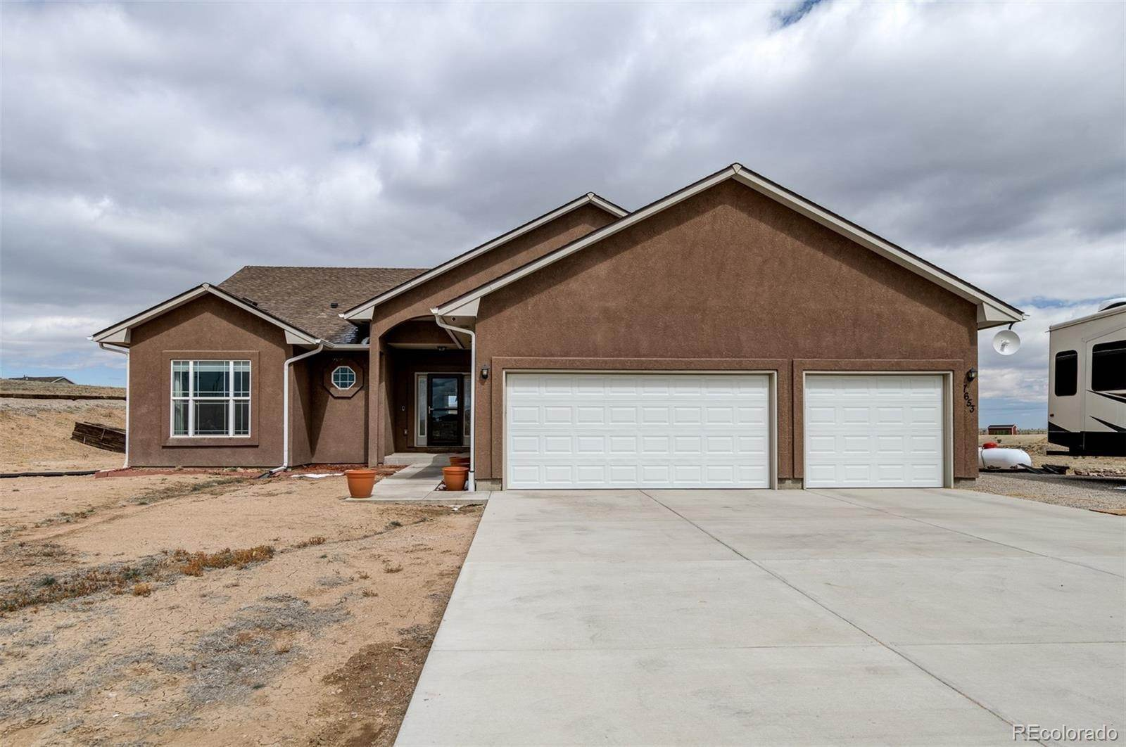 Single Family Homes por un Venta en 7653 Chewy Court Fountain, Colorado 80817 Estados Unidos