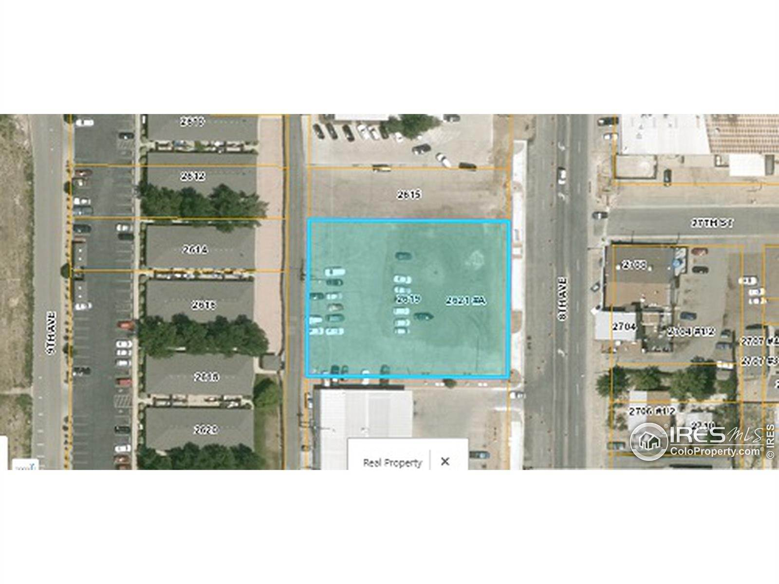 Land for Sale at 2619 S 8th Avenue Garden City, Colorado 80631 United States