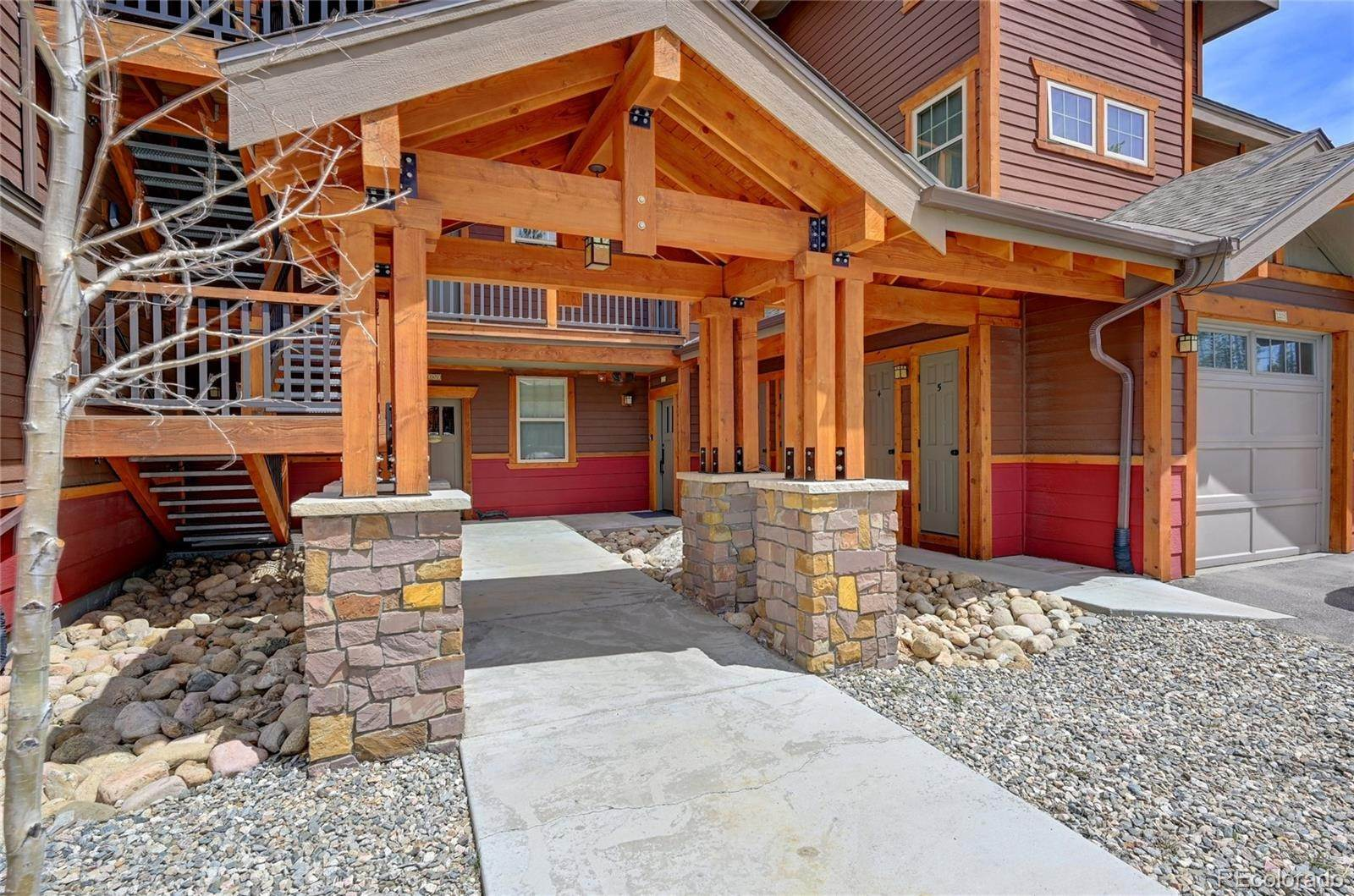 Condominiums for Sale at 224 Cozens Pointe Circle 101 Fraser, Colorado 80442 United States