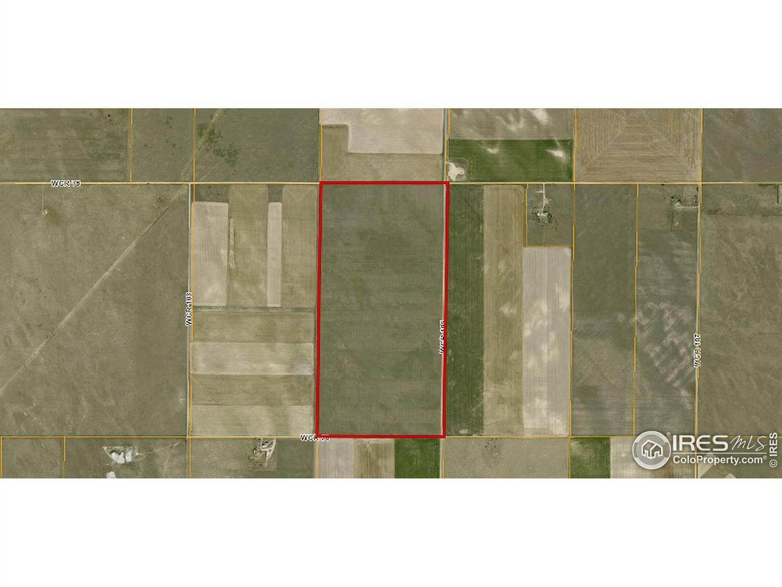 Farm for Sale at Address not available Briggsdale, Colorado 80611 United States