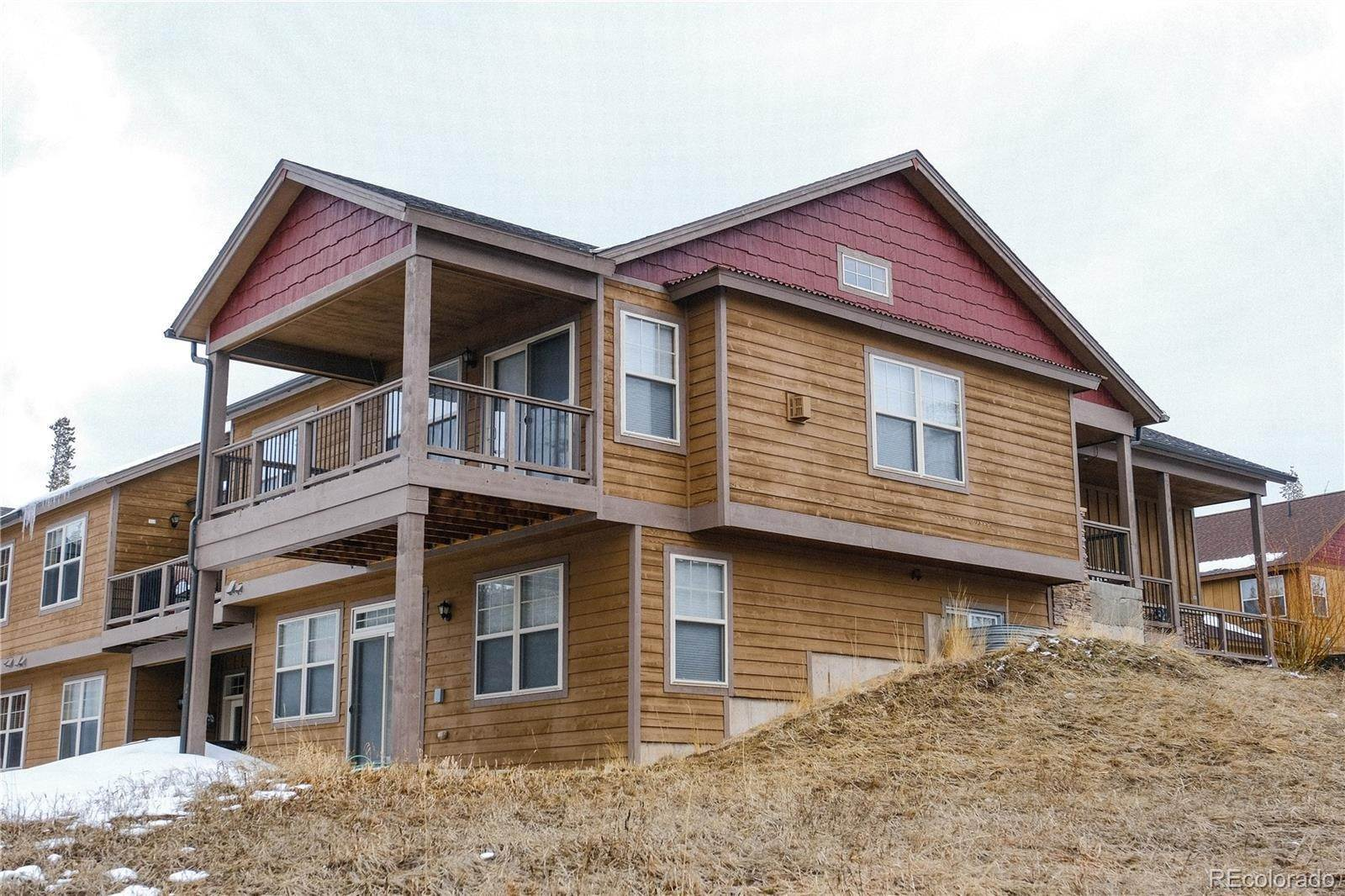 Multi Family for Sale at 35 Wagon Wheel Drive Fraser, Colorado 80442 United States
